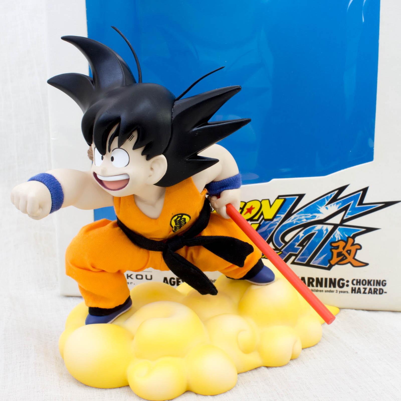 RARE! Dragon Ball KAI Son Gokou Young ver. Figure Medicom Toy JAPAN