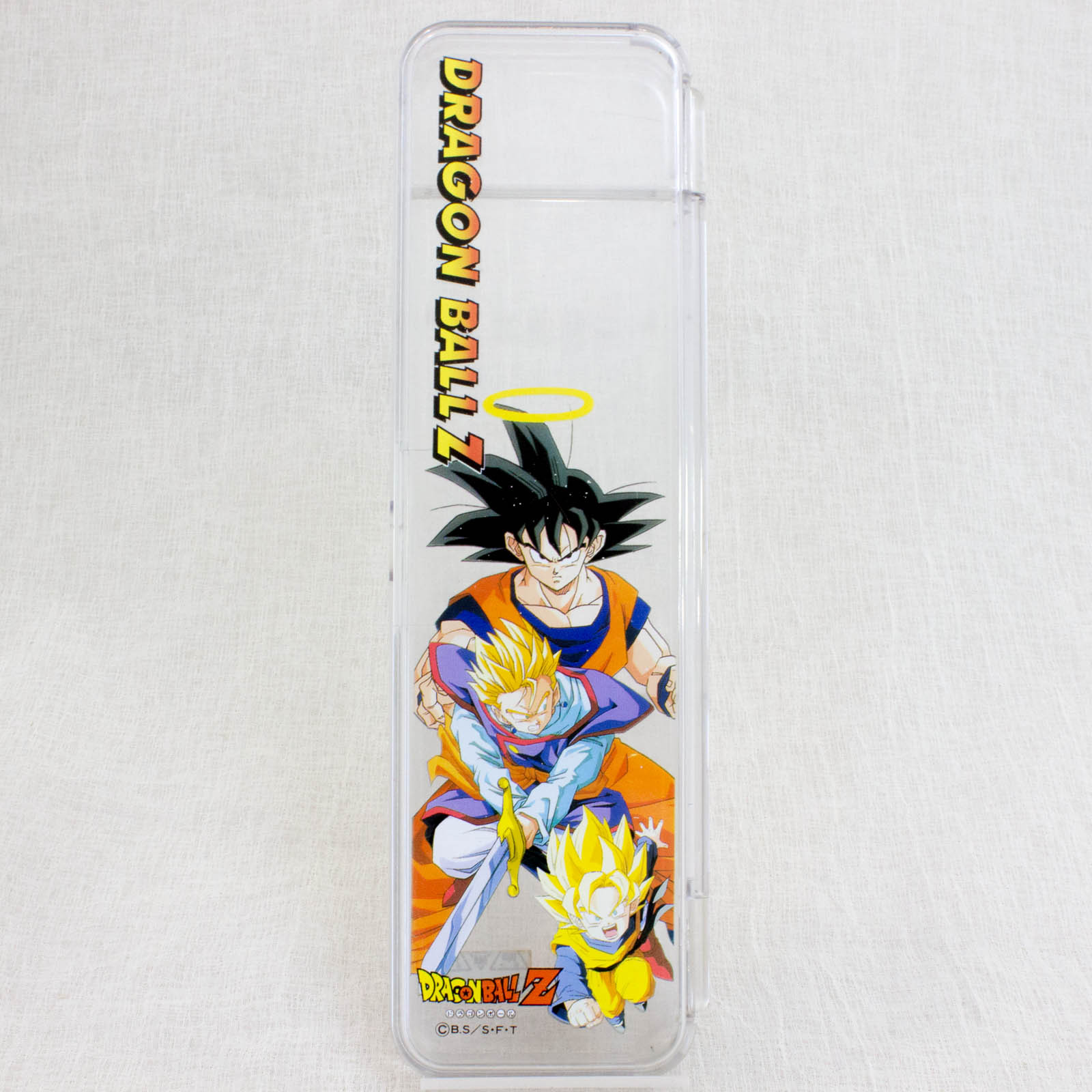 Dragon Ball Z Gokou Gohan Plastic Pen Case JAPAN ANIME MANGA