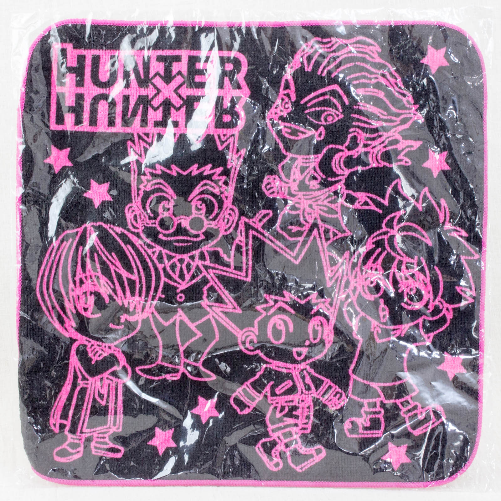 HUNTER x HUNTER Hand Towel Gon Killua Curarpikt Leorio Hisoka ANIME