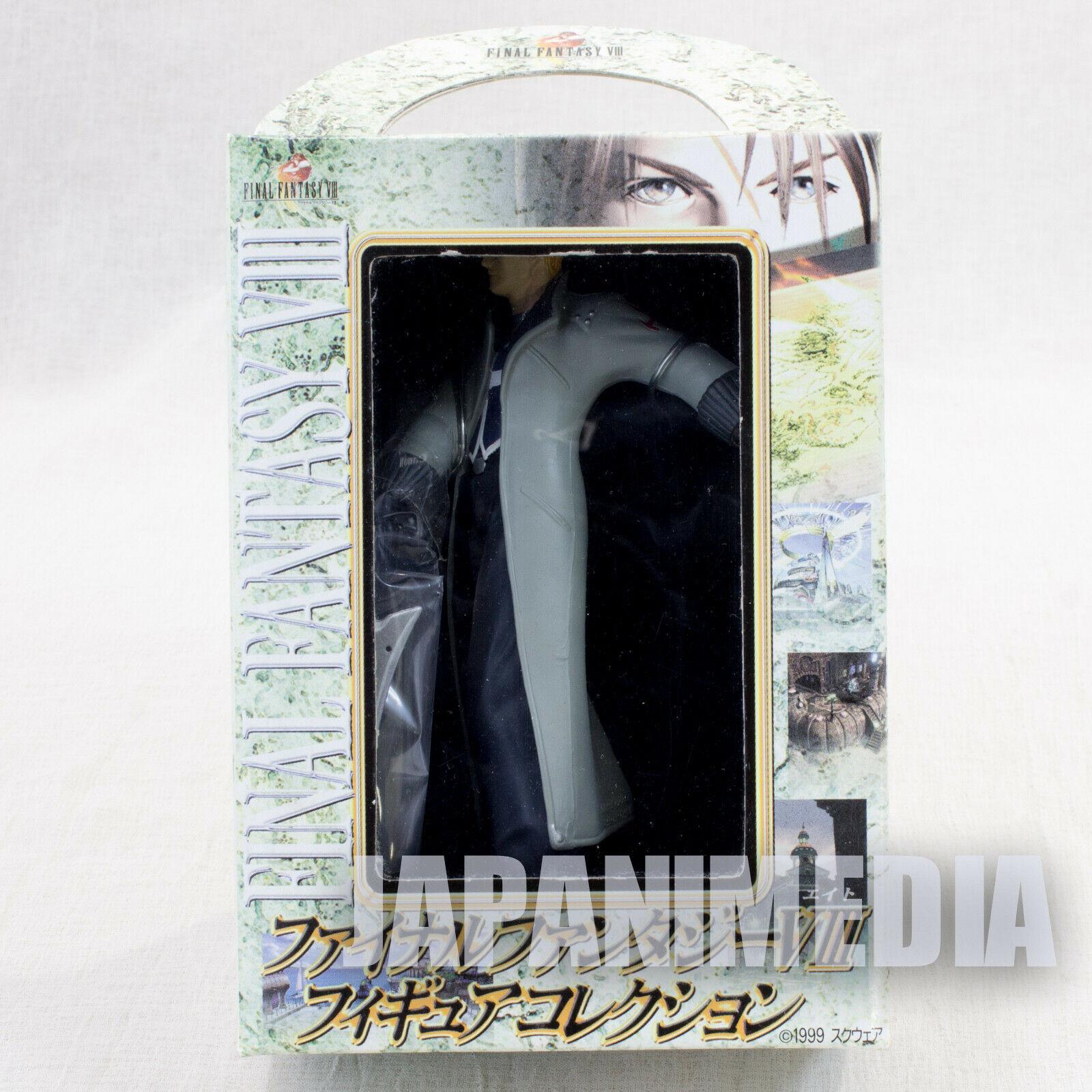 Final Fantasy VIII 8 Seifer Almasy Figure Collection Square Enix 1999 JAPAN.