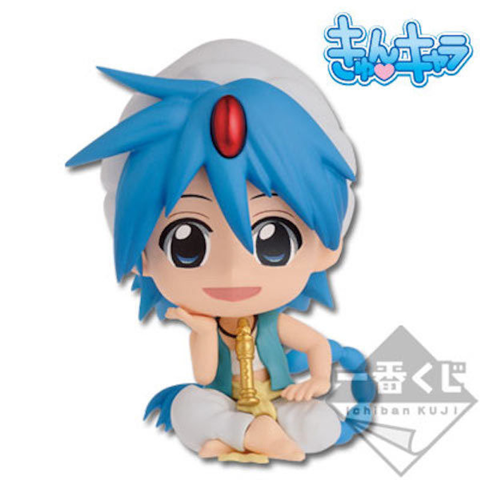 Magi The Labyrinth of Magic Aladdin Kyun Chara Figure Banpresto JAPAN ANIME