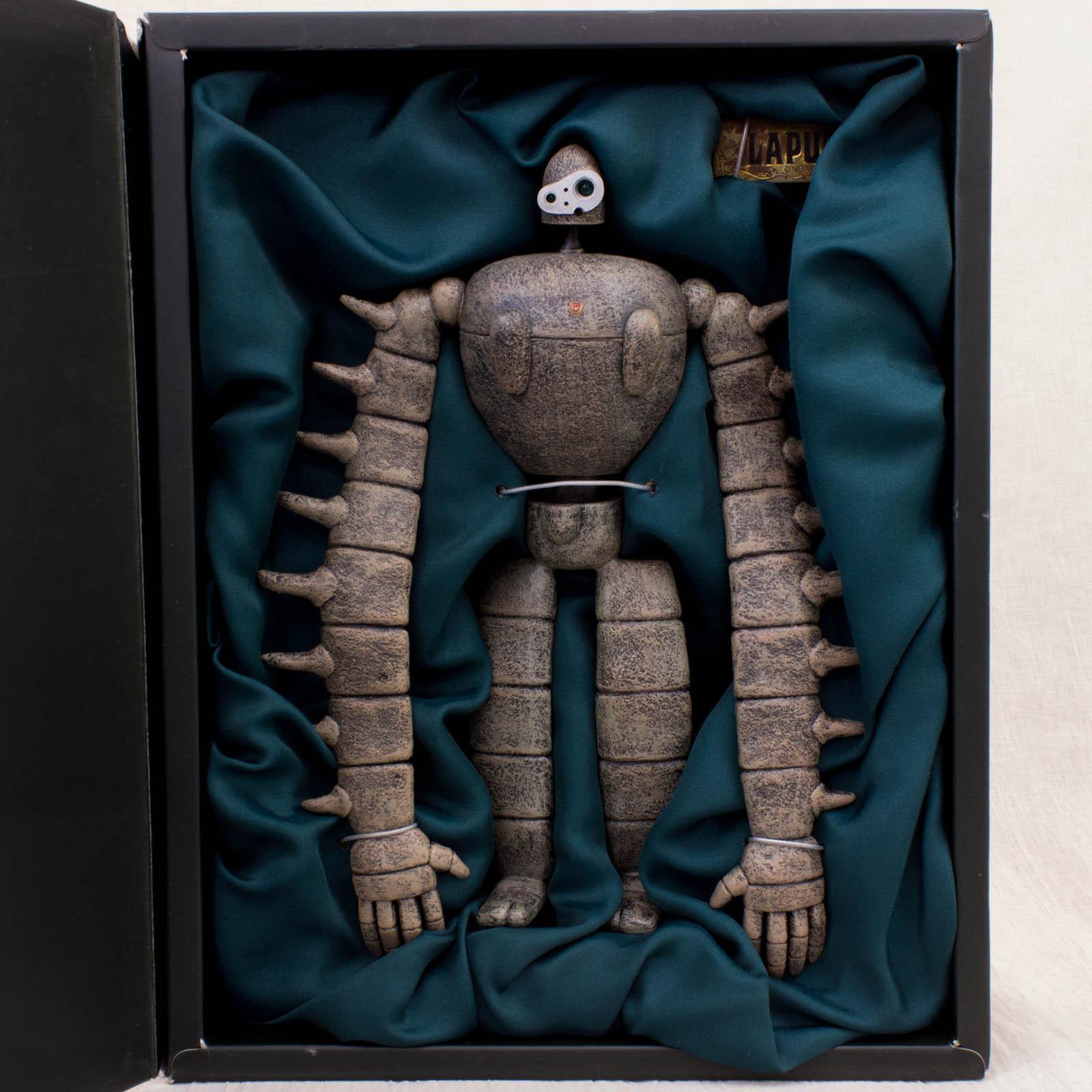 Laputa Castle in the Sky Robot Soldier Figure Cominica Ghibli JAPAN ANIME MANGA