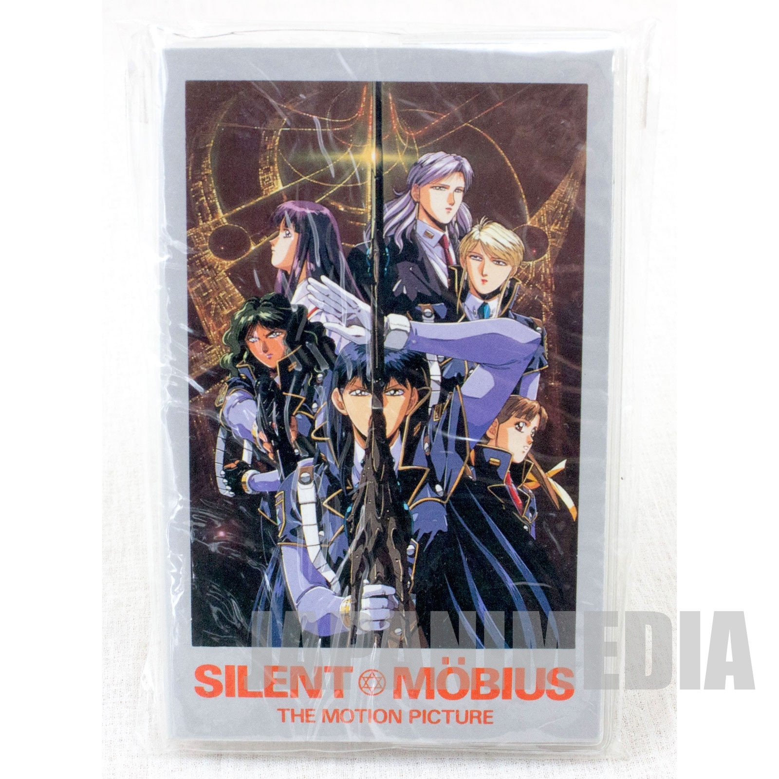 Silent Mobius Schedule planner JAPAN ANIME MANGA