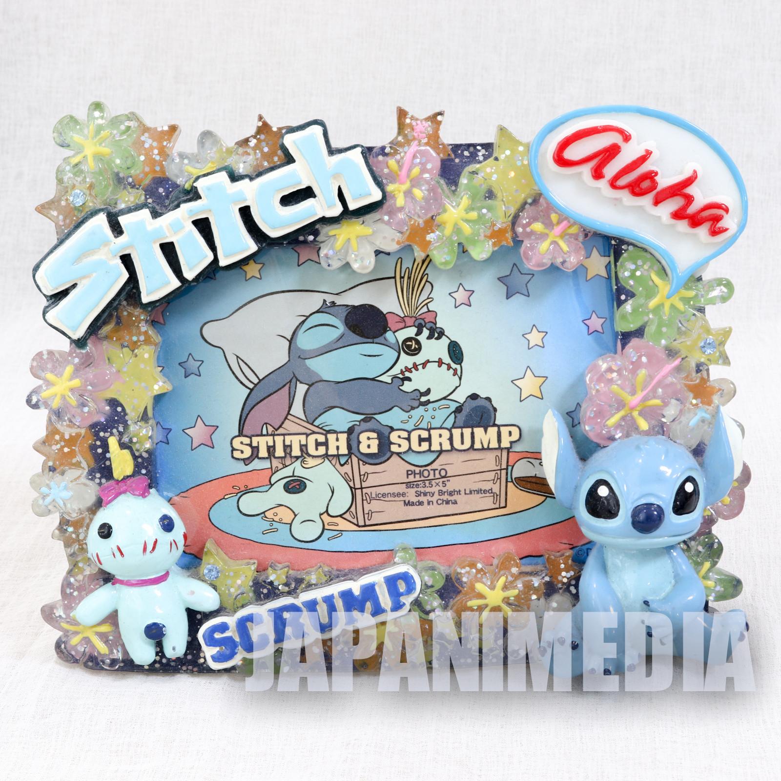 Stitch & Scrump Photo Frame Stand Disney