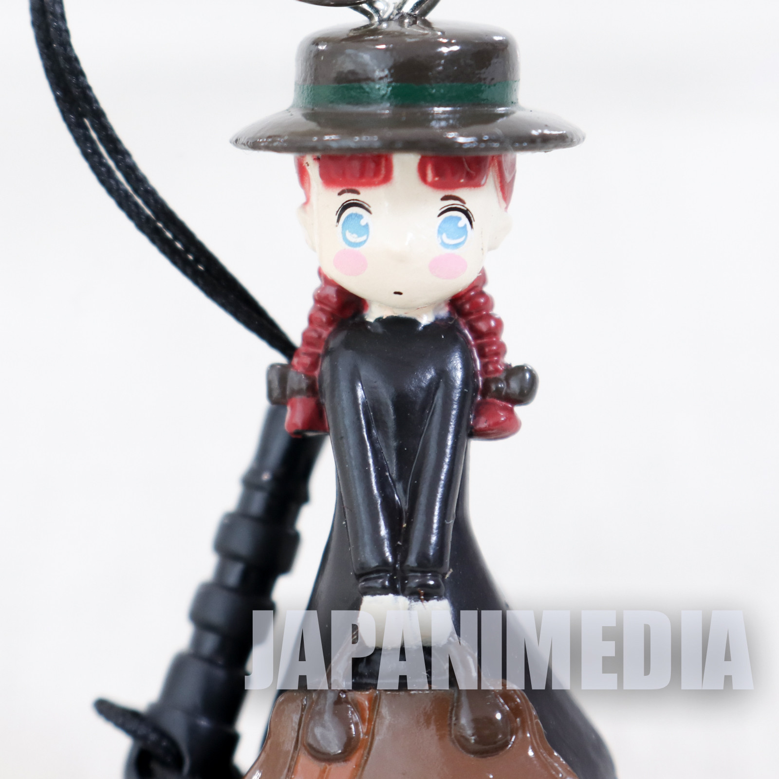 Anne of Green Gables Mini Figure Strap World Masterpiece Theater ANIME