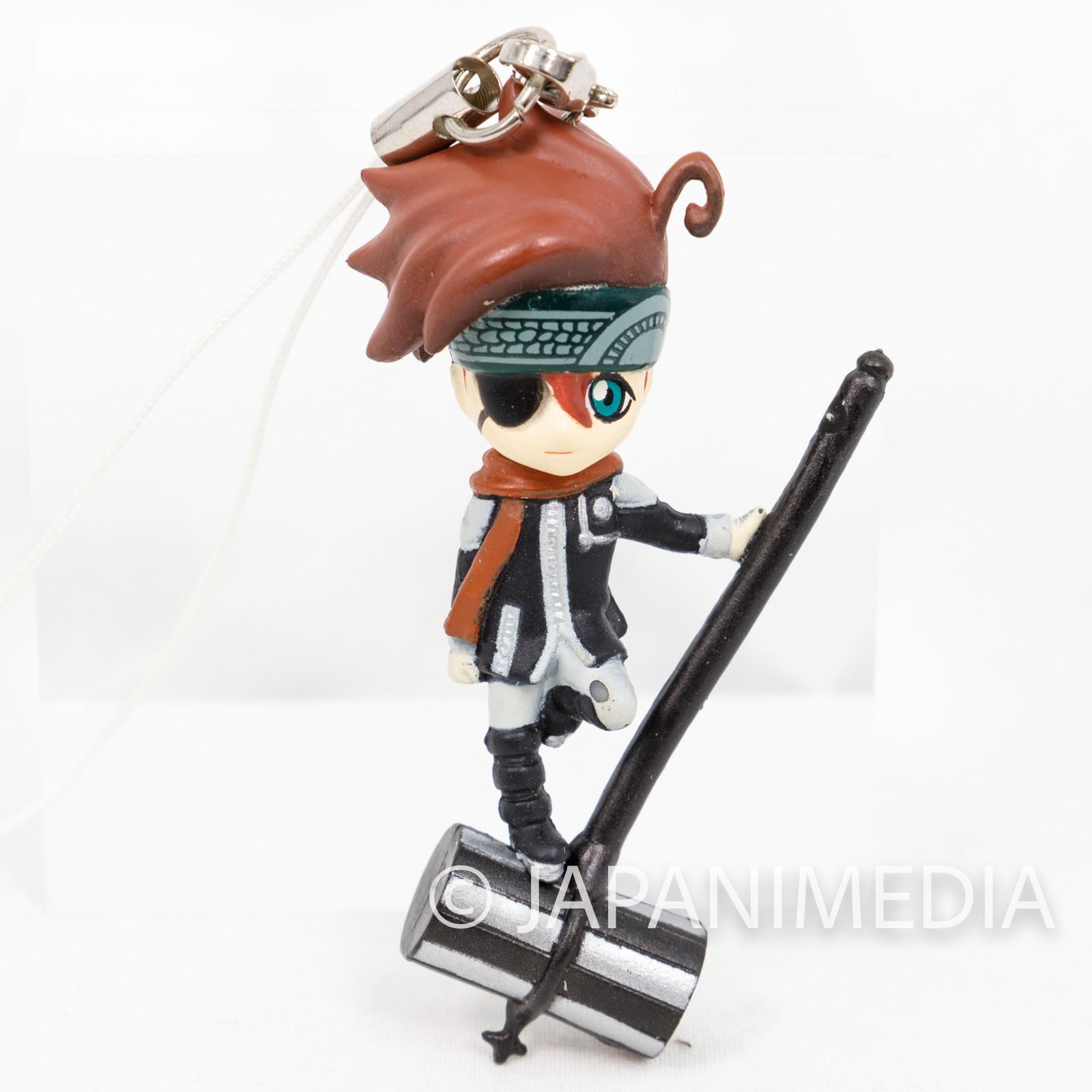 D.Gray-man Lavi Mascot Figure strap JAPAN ANIME MANGA