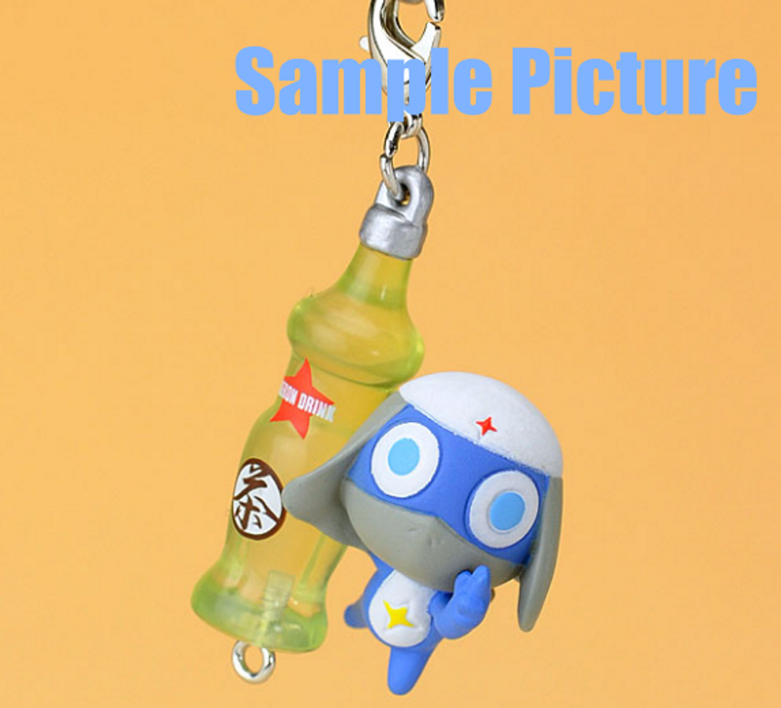 Sgt. Frog Keroro Gunso Dororo Mascot #1 Megahouse JAPAN ANIME MANGA