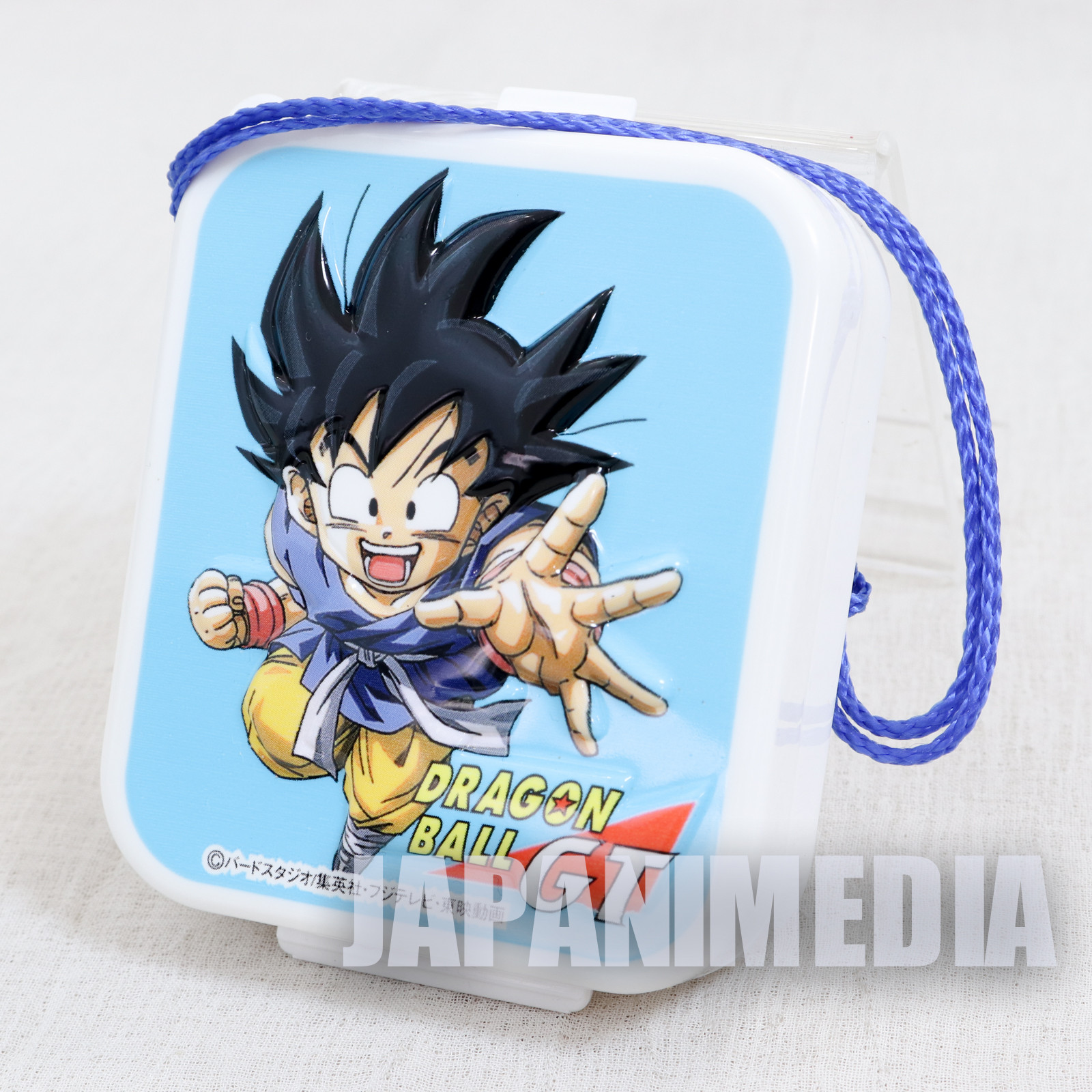 Retro RARE! Dragon Ball GT Son Gokou Eye Drop Case Rohto JAPAN ANIME