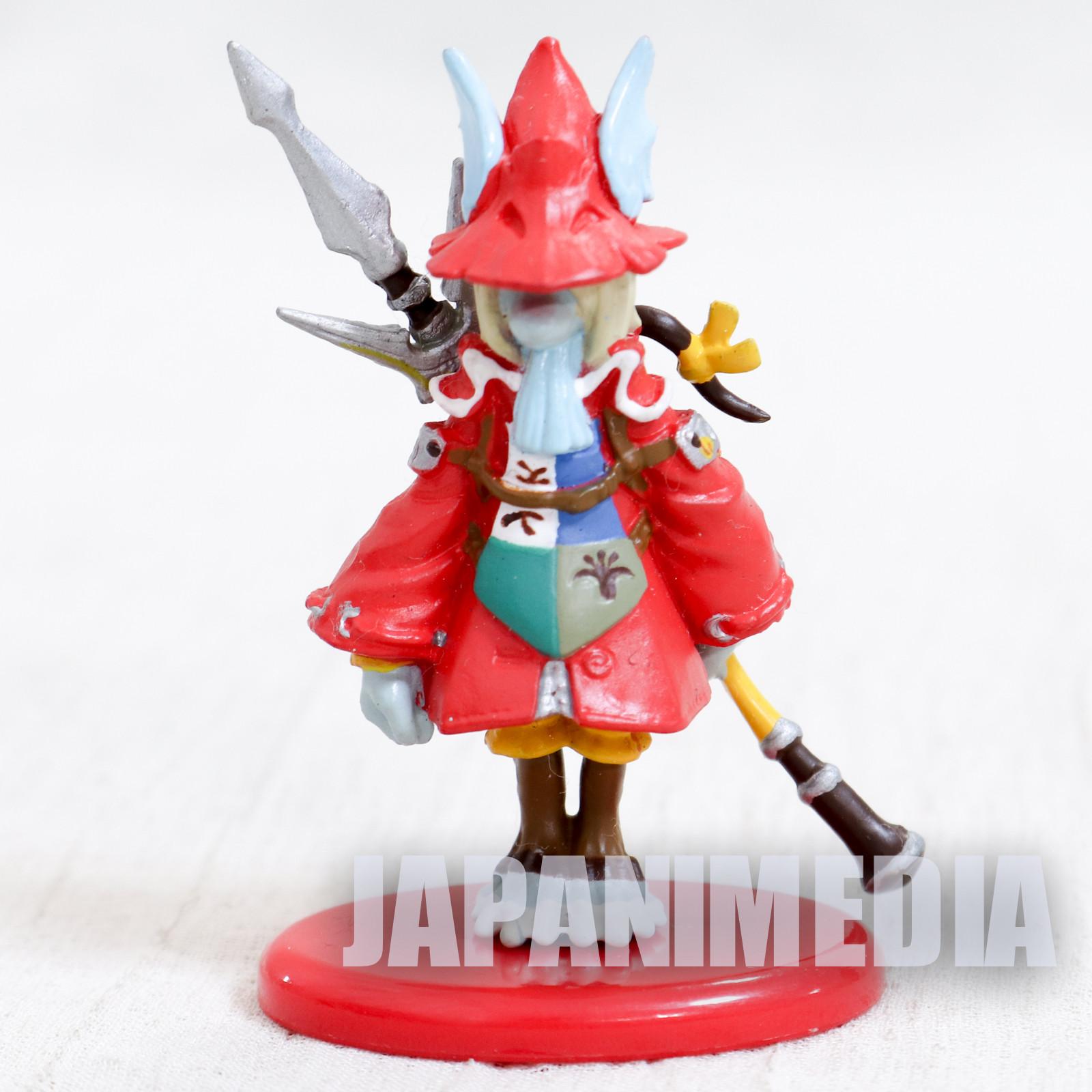 Final Fantasy IX 9 Freija Crescent Mini Figure JAPAN SQUARE ENIX