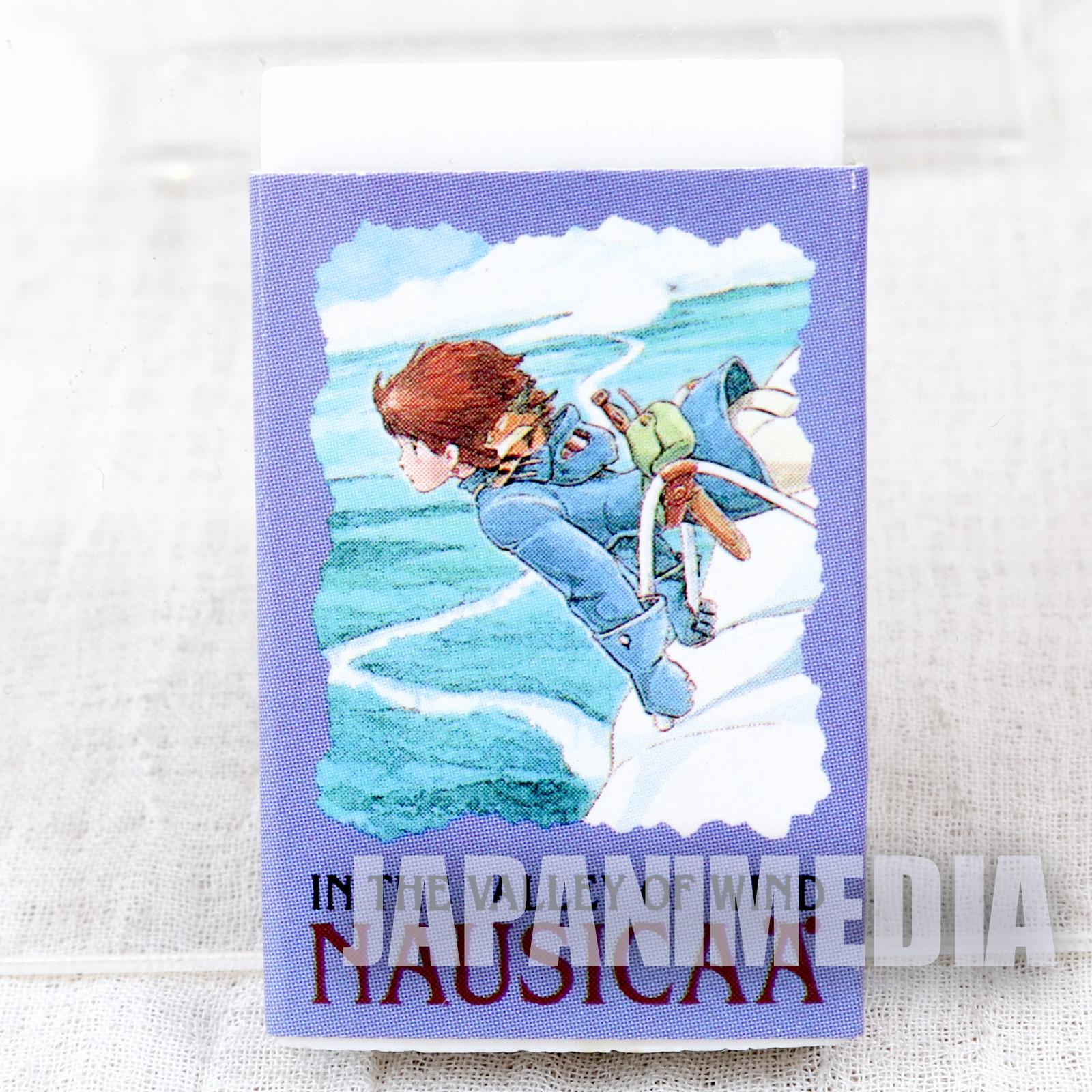 Retro RARE Nausicaa of the Valley of the Wind Eraser Ghibli JAPAN ANIME