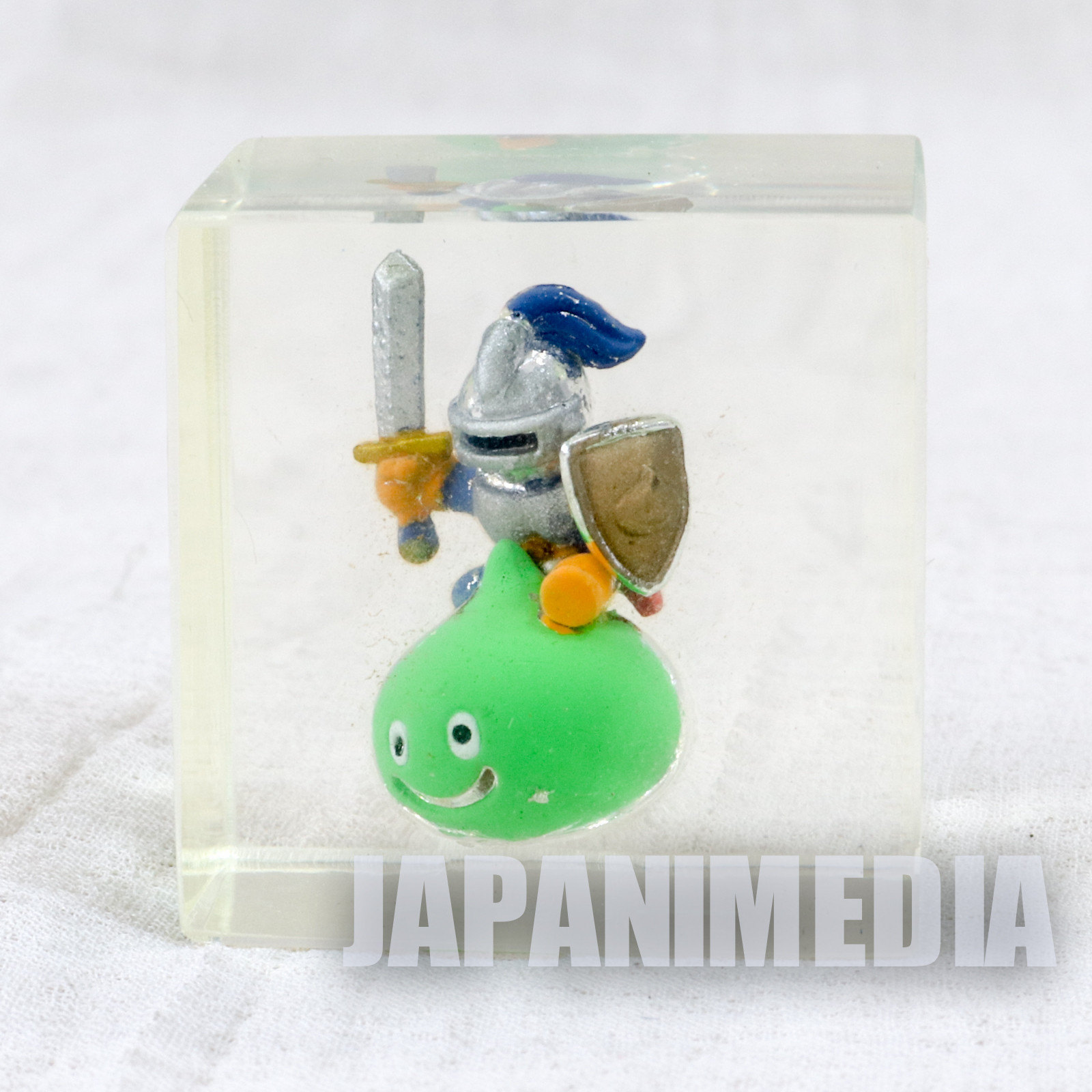 Dragon Quest Slime Knight Crystal Monsters Cube Type Figure Square Enix
