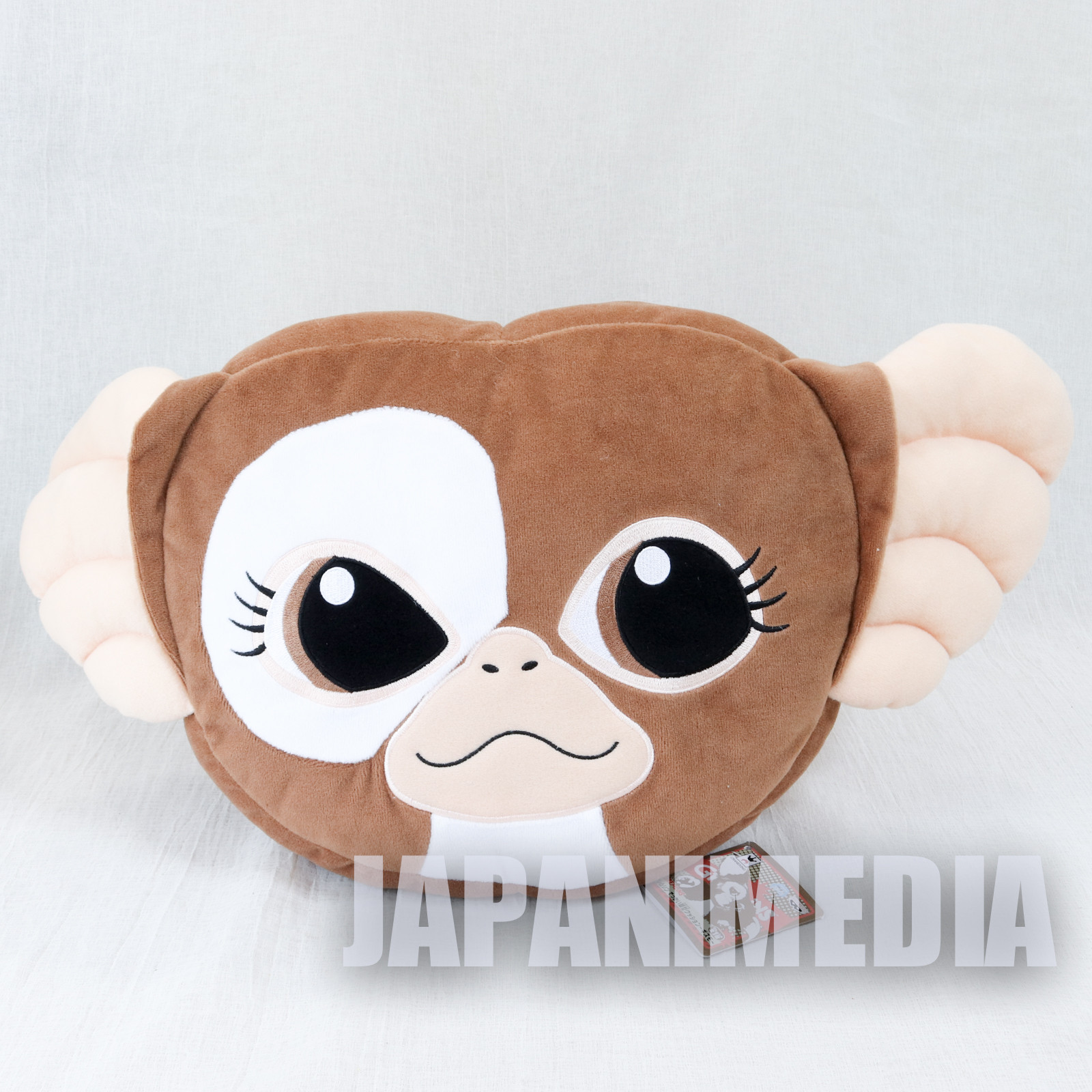 Gremlins Gizmo Face type Cushion Plush Doll