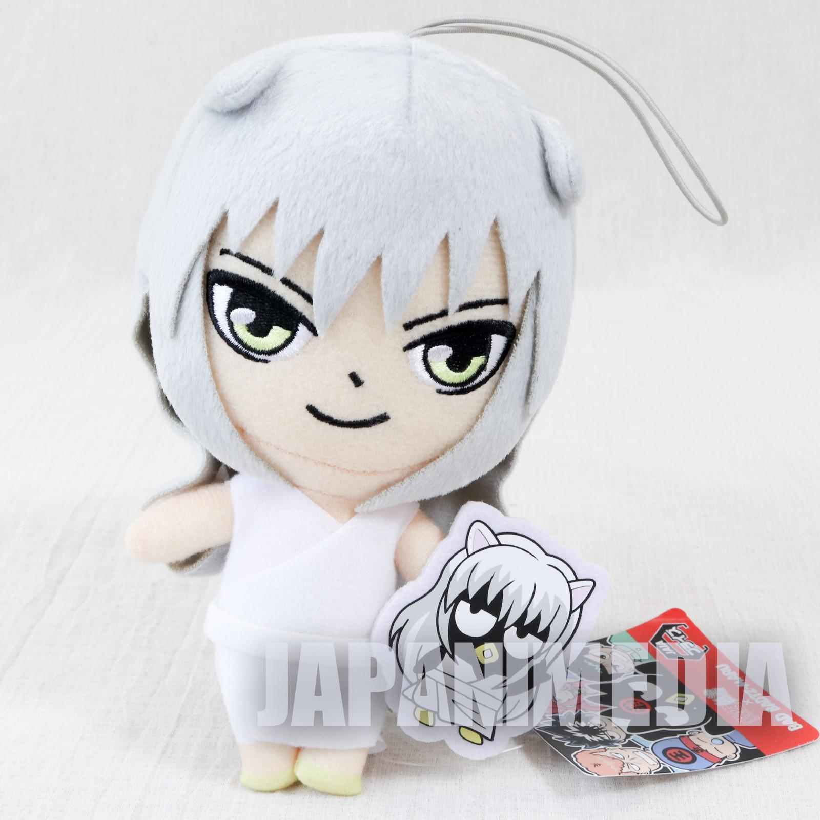 Yu-Yu Hakusho Bad Badtz-Maru Yoko Kurama Plush Doll JAPAN ANIME MANGA