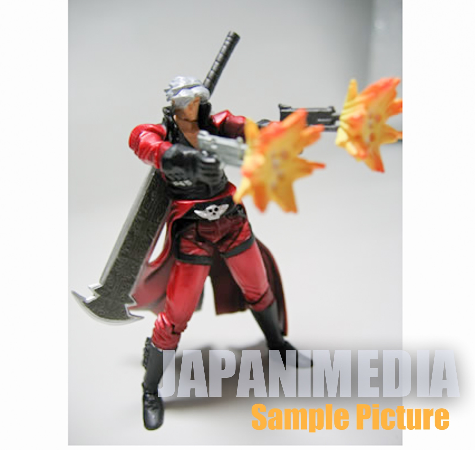 Devil May Cry 2 KT Figure Collection Dante A ver. JAPAN GAME