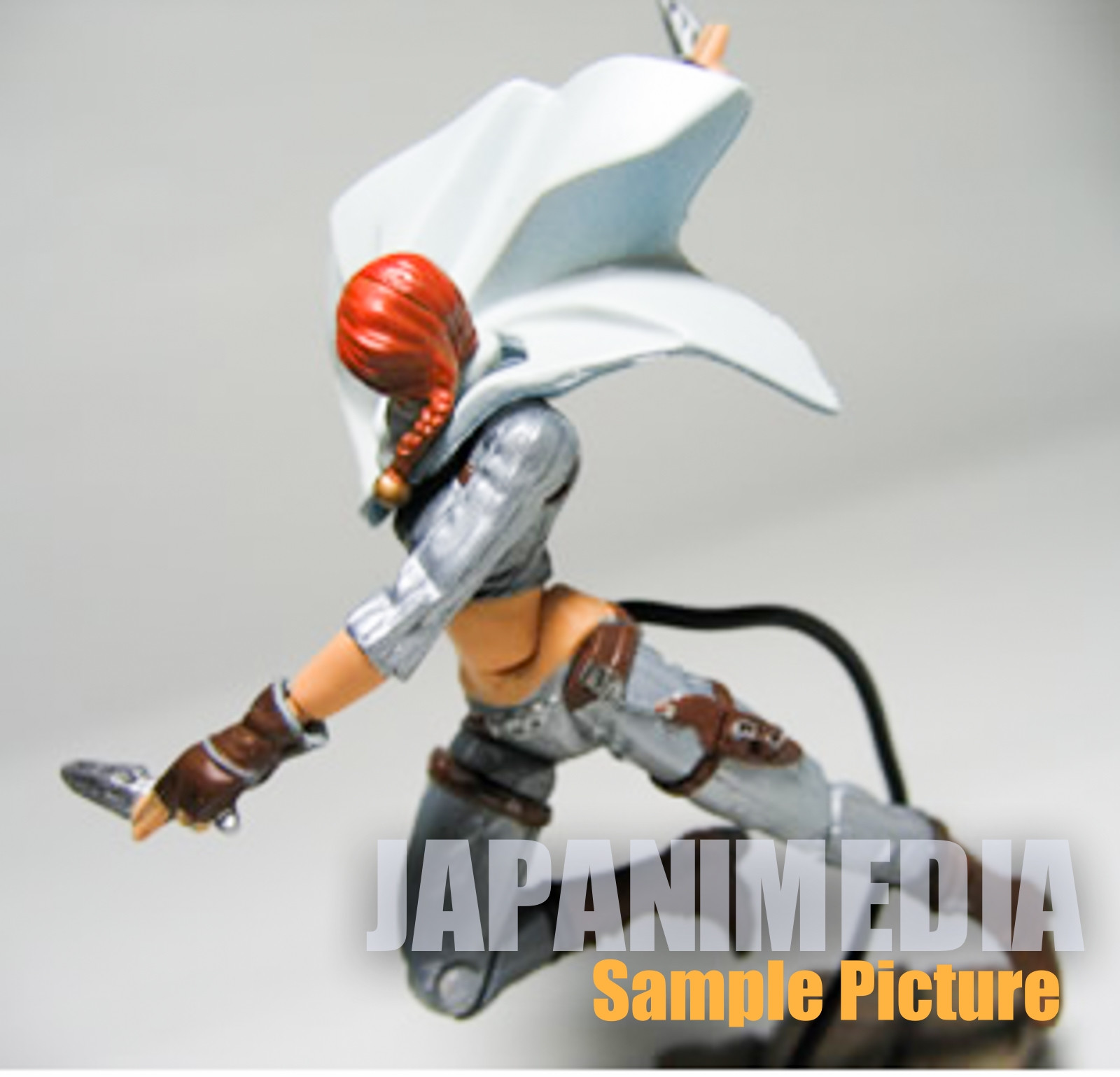 Devil May Cry 2 KT Figure Collection Lucia JAPAN GAME