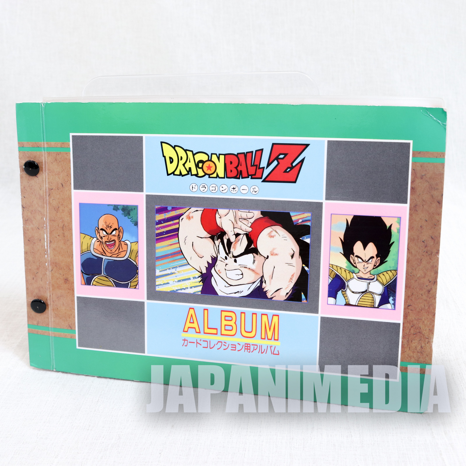 Retro Dragon Ball Card Folder Album Amada JAPAN ANIME