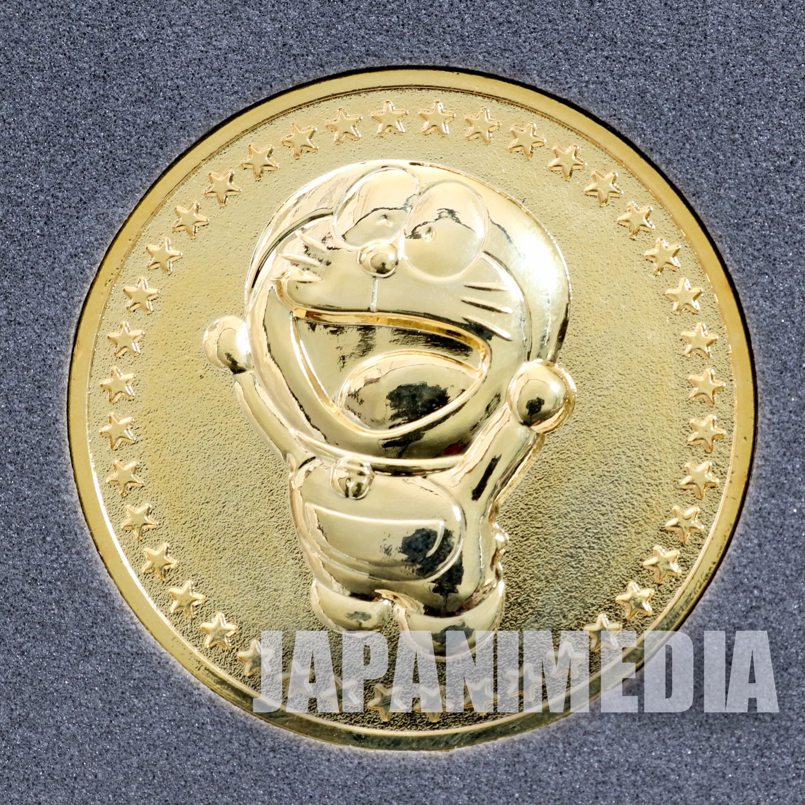 Doraemon: Nobita to Mugen Sankenshi Movie 1994 Memorial Medal JAPAN