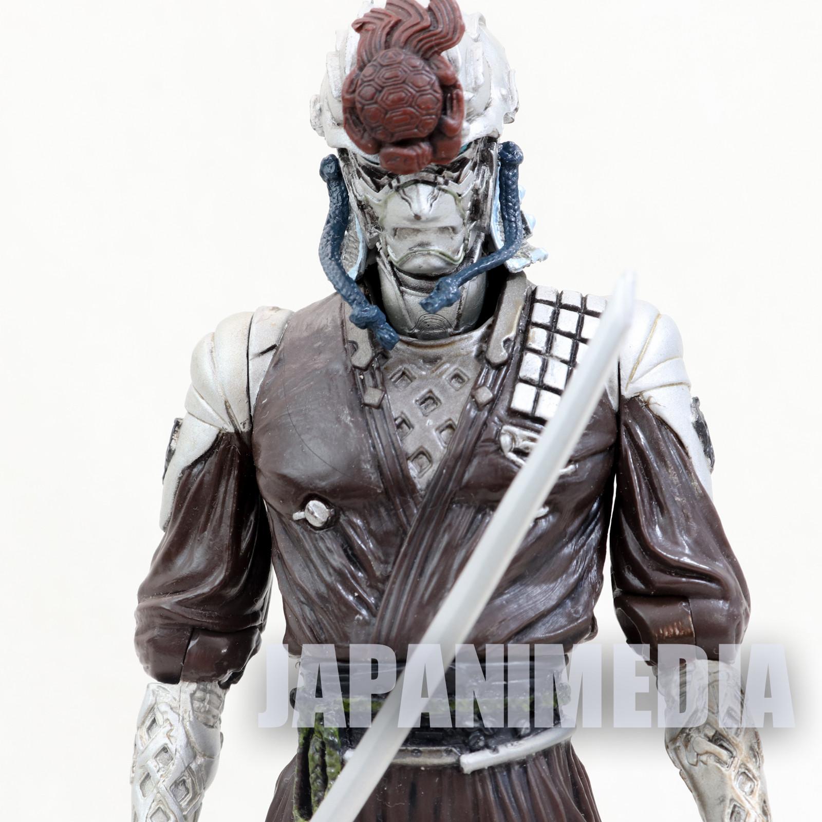 Mirai Cyber Future Ninja Shiranui Figure Repaint ver. Namco JAPAN GAME