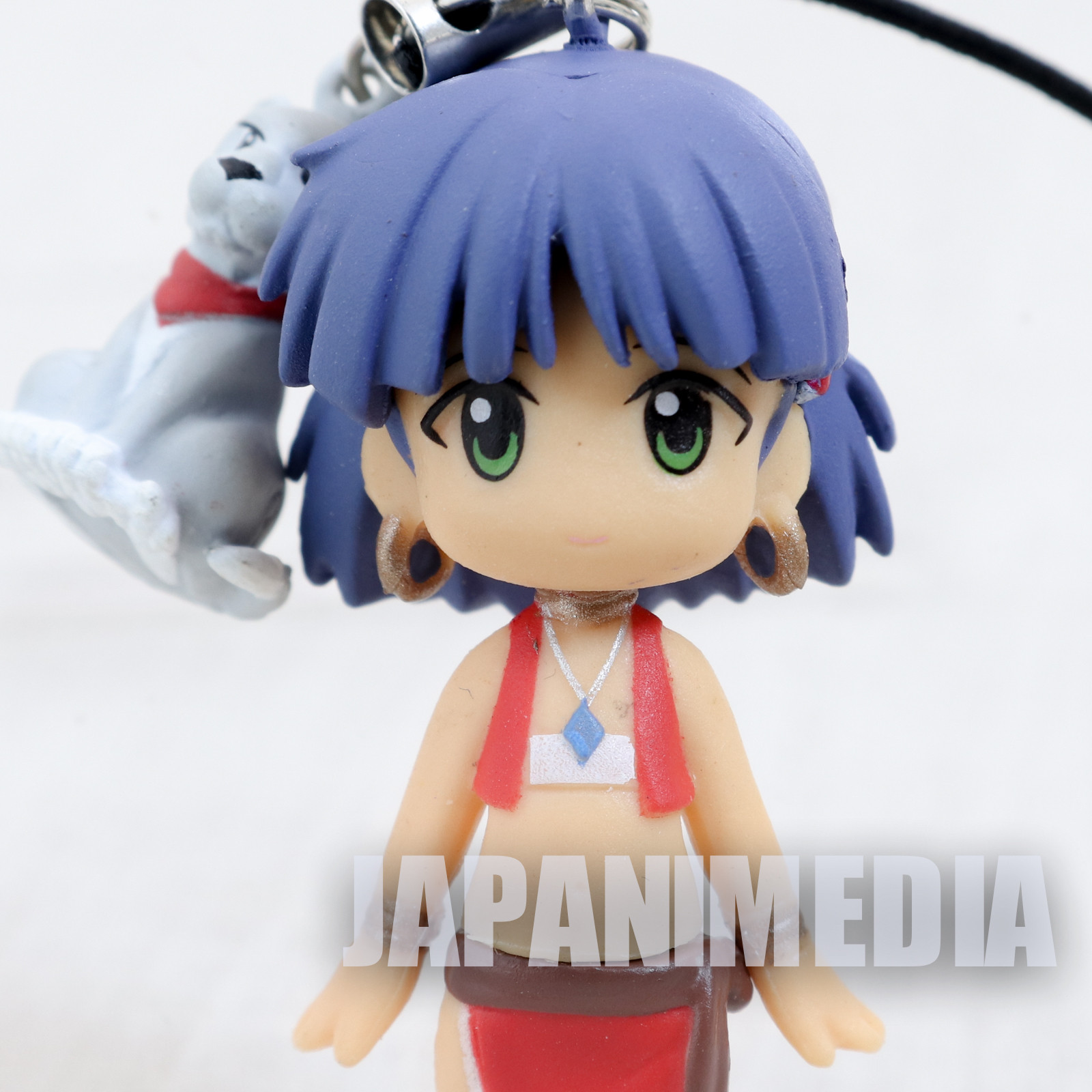 Nadia The Secret of Blue Water Figure Strap #1 JAPAN ANIME GAINAX