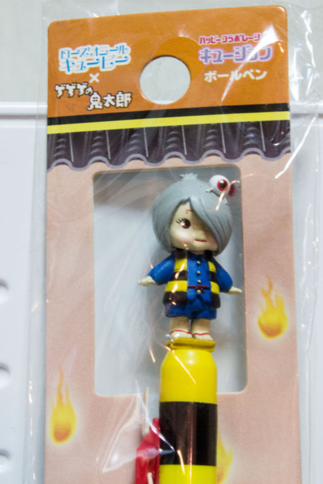 Gegege no Kitaro Rose O'neill Kewpie Kewsion Ballpoint Pen JAPAN ANIME