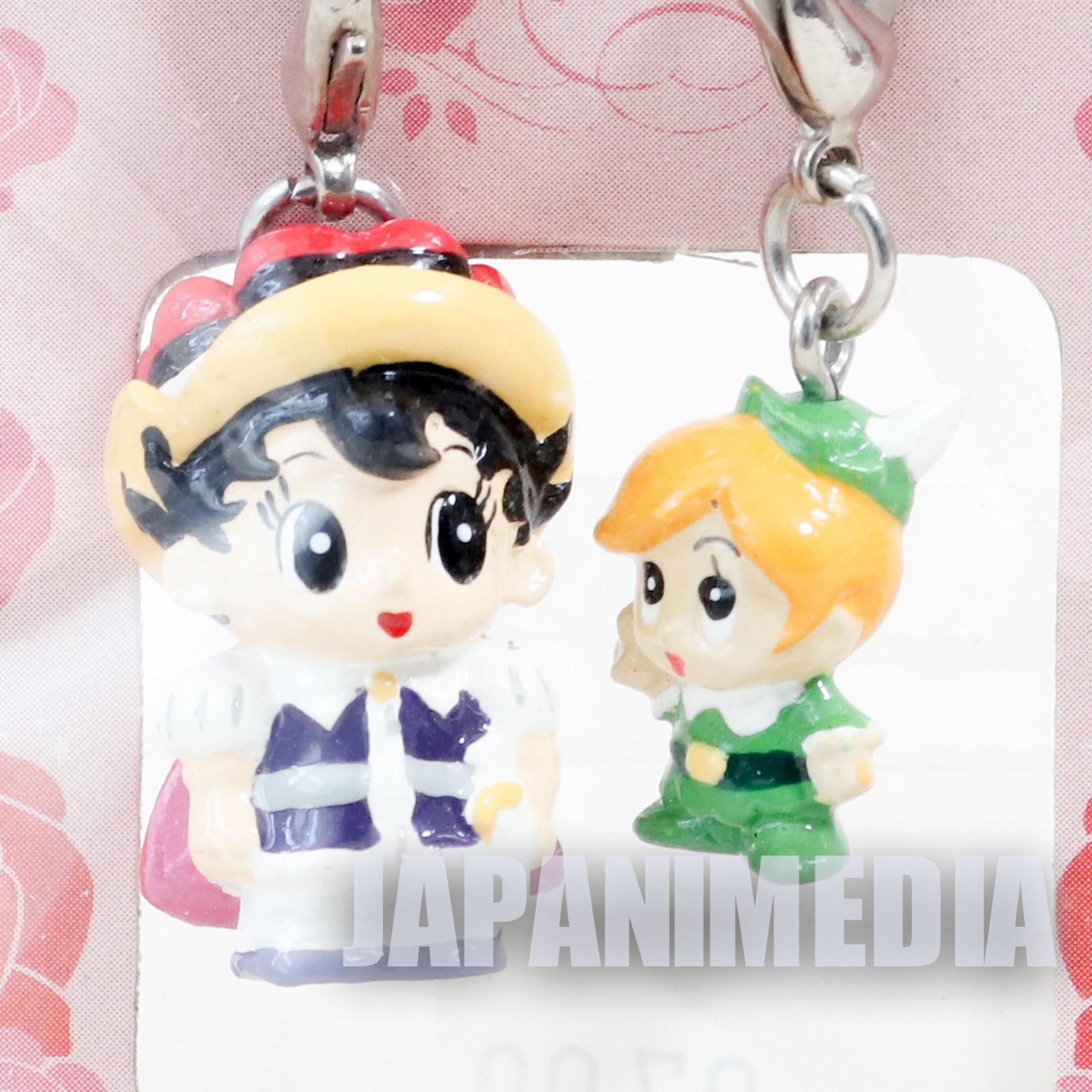 Princess Knight Sapphire & Tink Mascot Figure Osamu Tezuka JAPAN ANIME