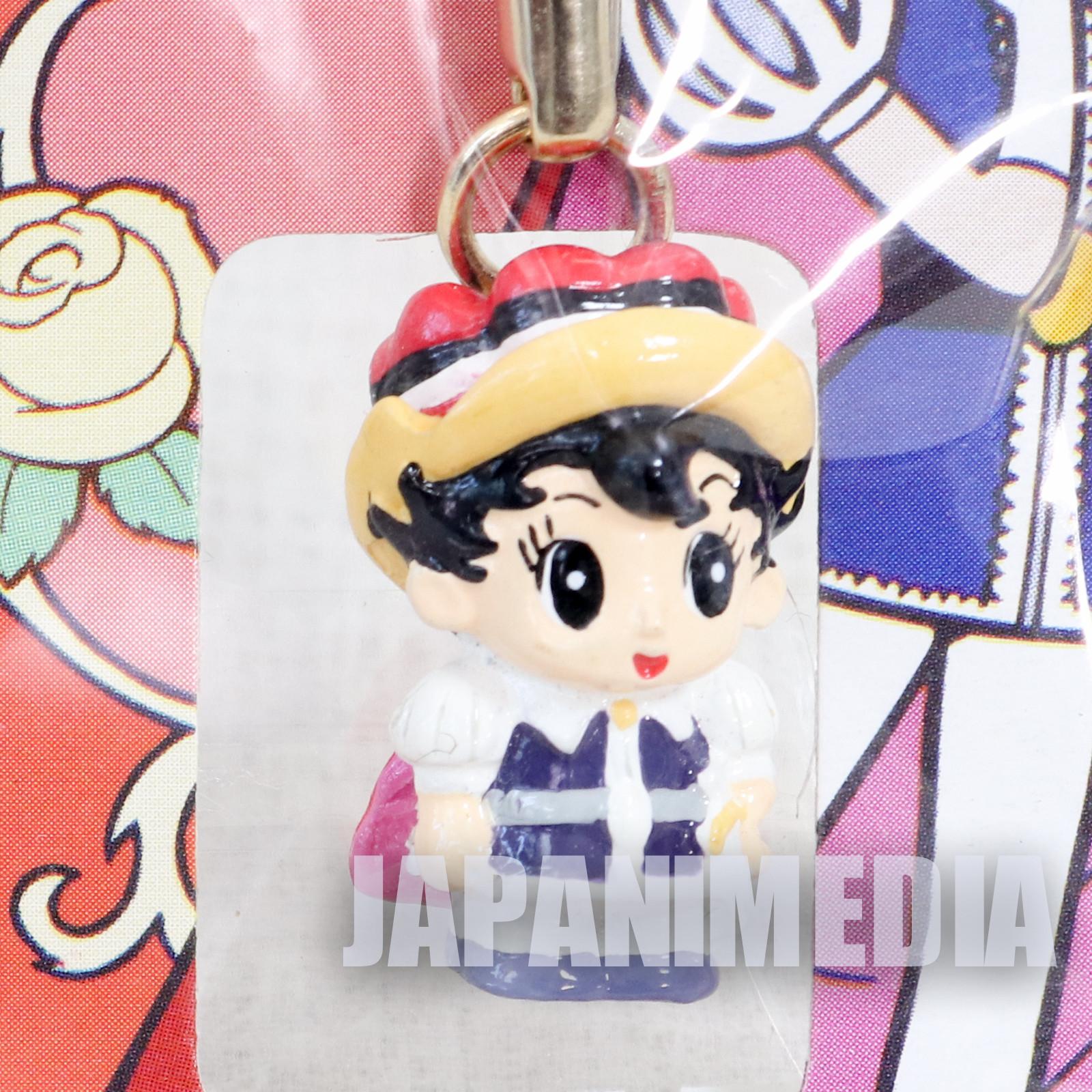 Princess Knight Sapphire Figure Strap #1 Osamu Tezuka JAPAN ANIME