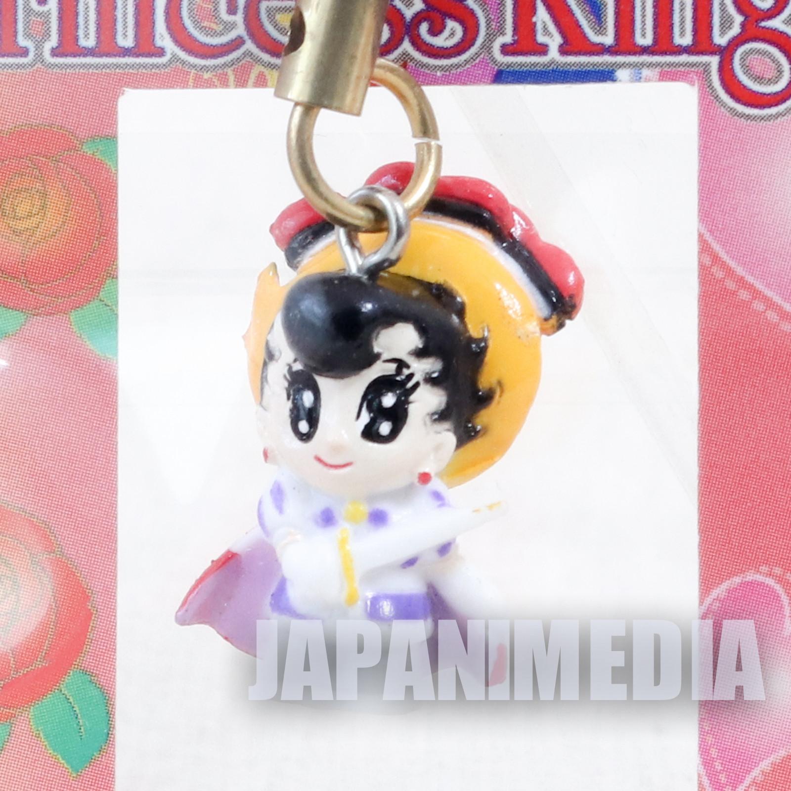 Princess Knight Sapphire Figure Strap #3 Osamu Tezuka JAPAN ANIME