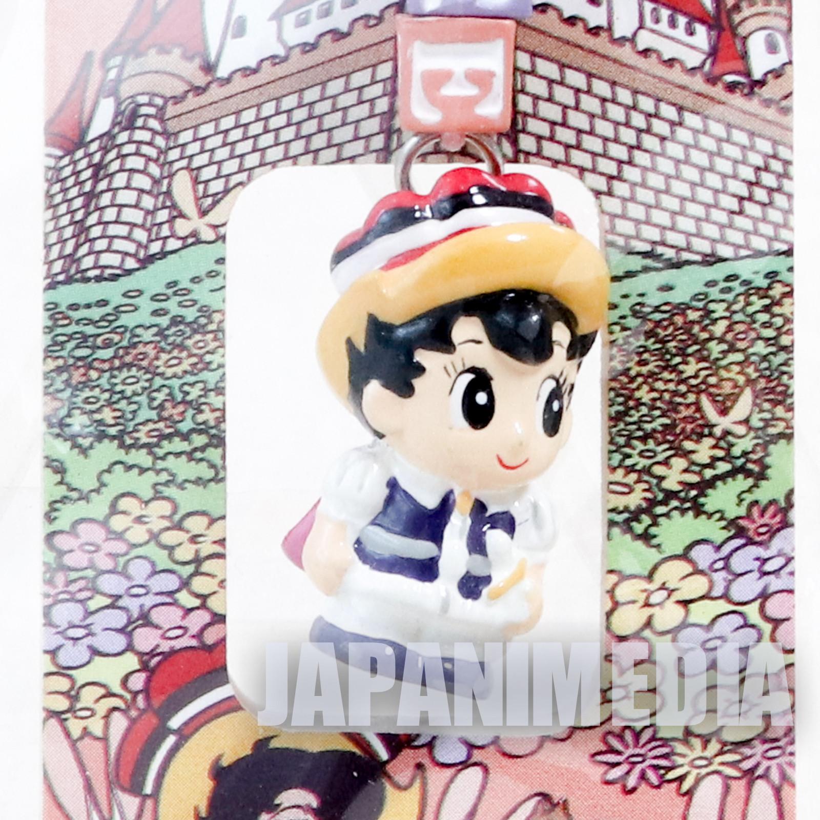 Princess Knight Sapphire Figure Strap #4 Osamu Tezuka JAPAN ANIME