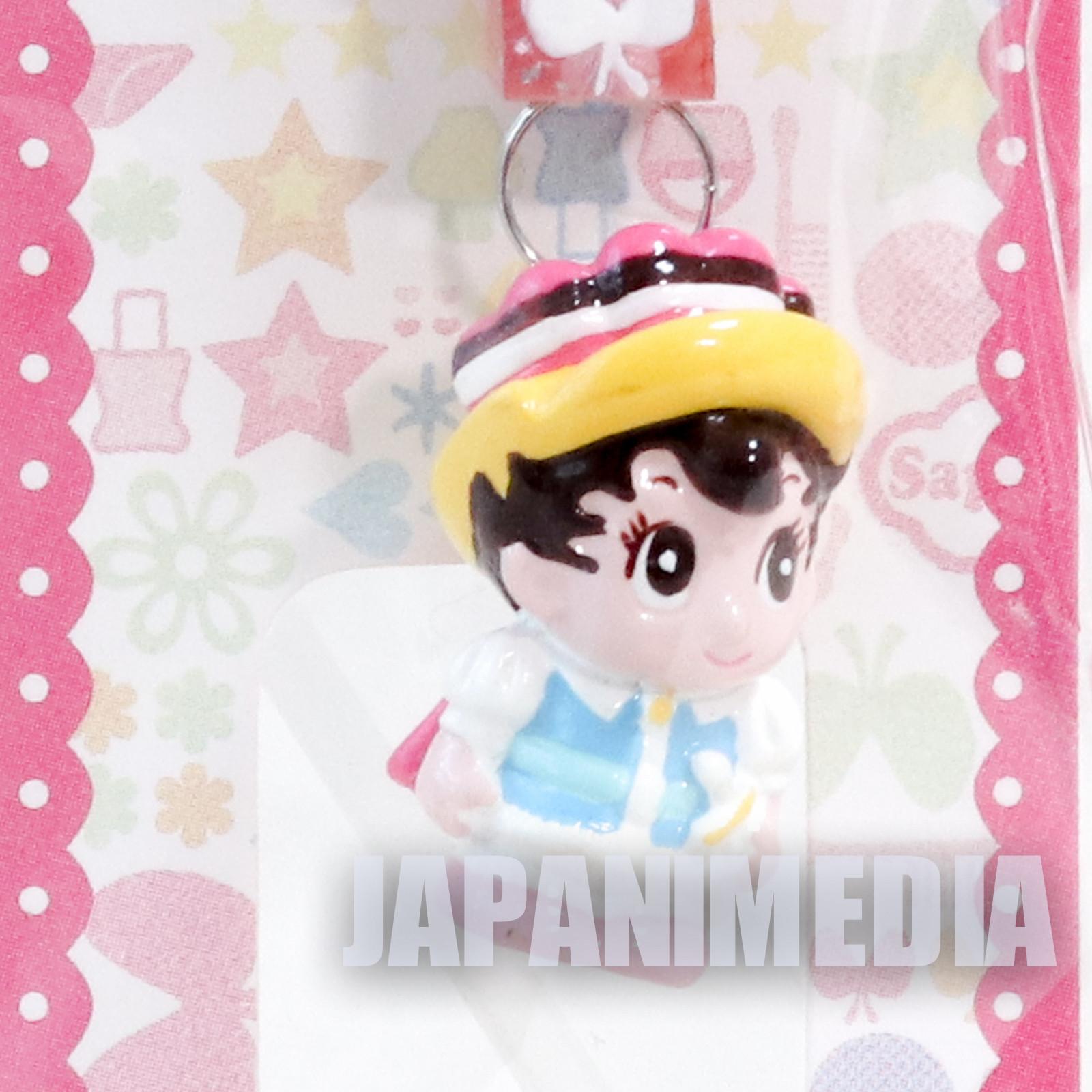 Princess Knight Sapphire Figure Strap #5 Osamu Tezuka JAPAN ANIME