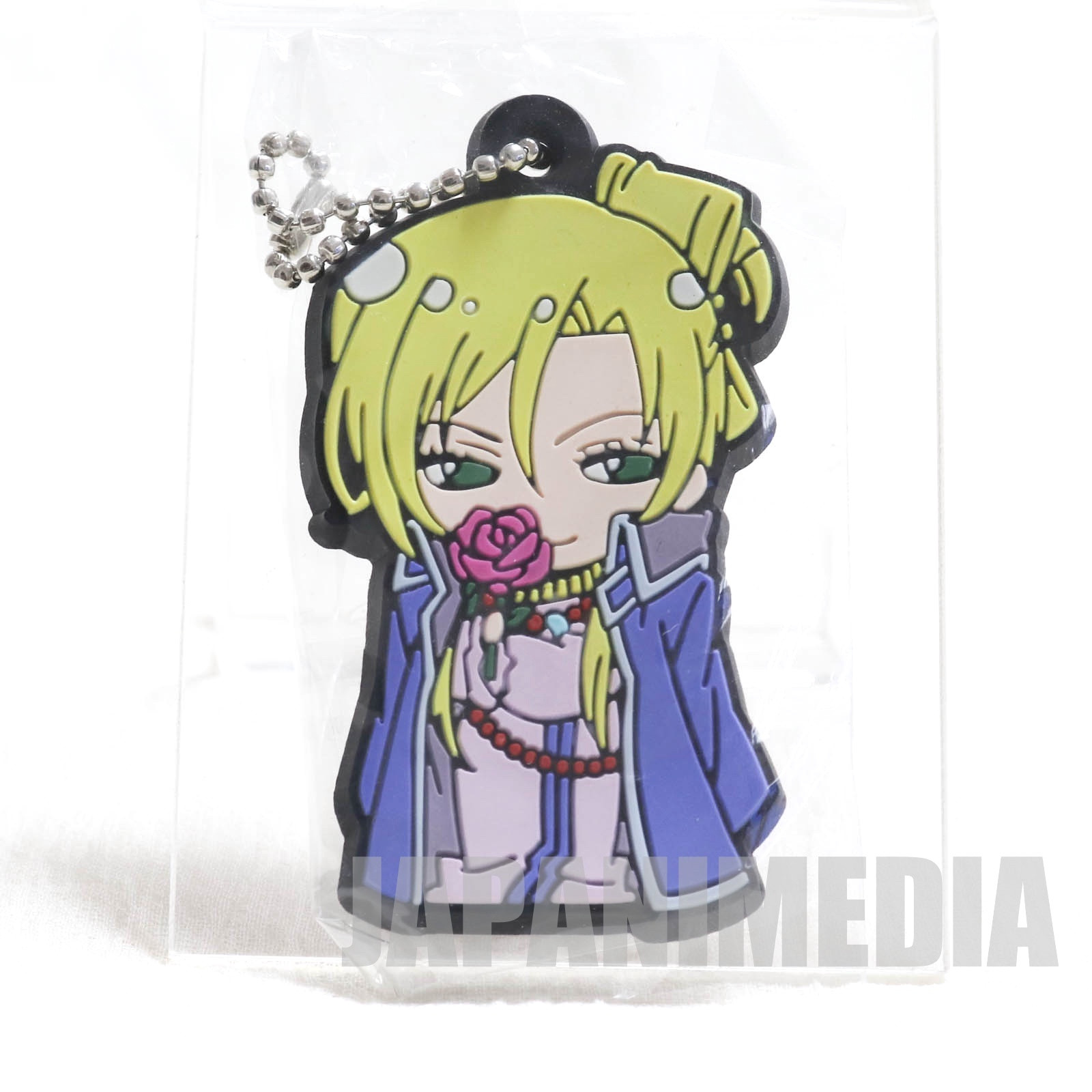 Kamisama Kiss Ookuninushi Rubber Mascot Ball keychain Collection JAPAN ANIME