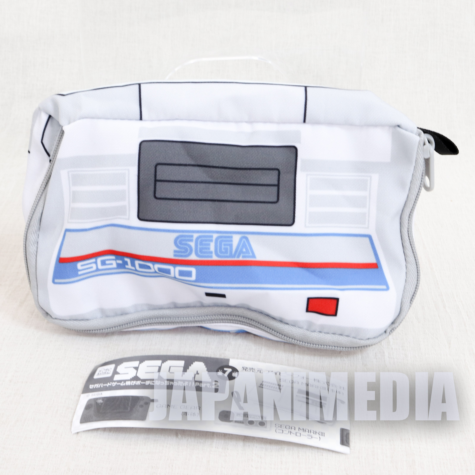 SG-1000 SEGA Game Console Machine Type Pouch Case JAPAN GAME