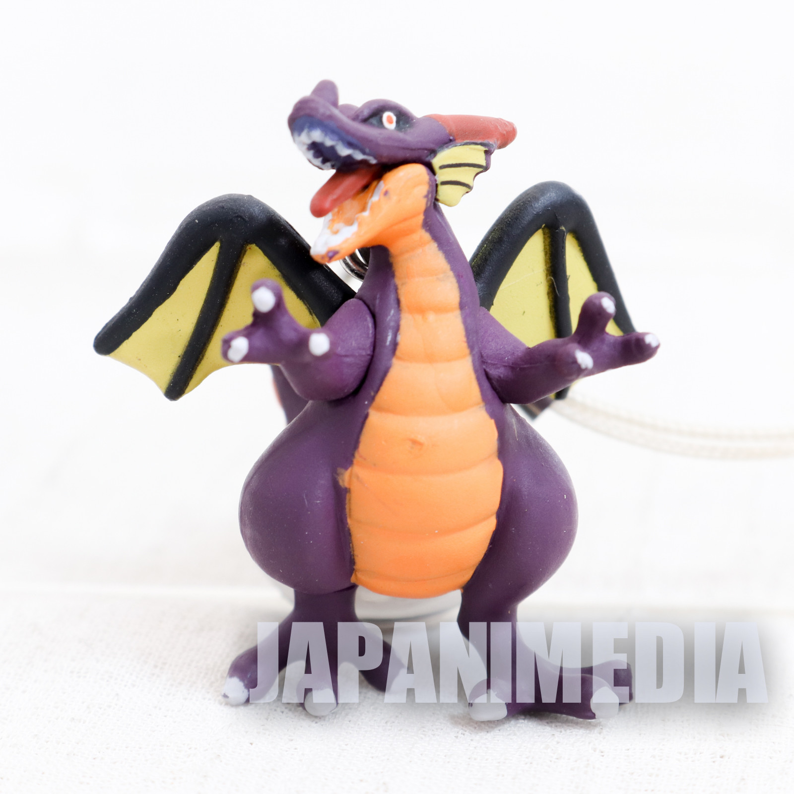 Dragon Quest Dragonlord Ryuoh Ryuou Petit Figure Strap JAPAN GAME WARRIOR