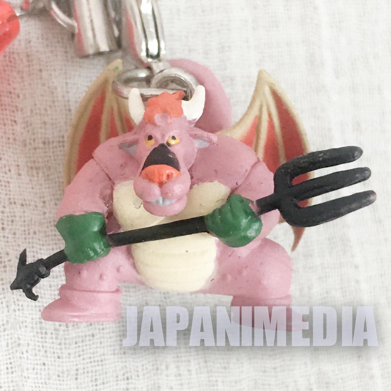 Dragon Quest Archdemon Petit Figure Strap JAPAN GAME WARRIOR