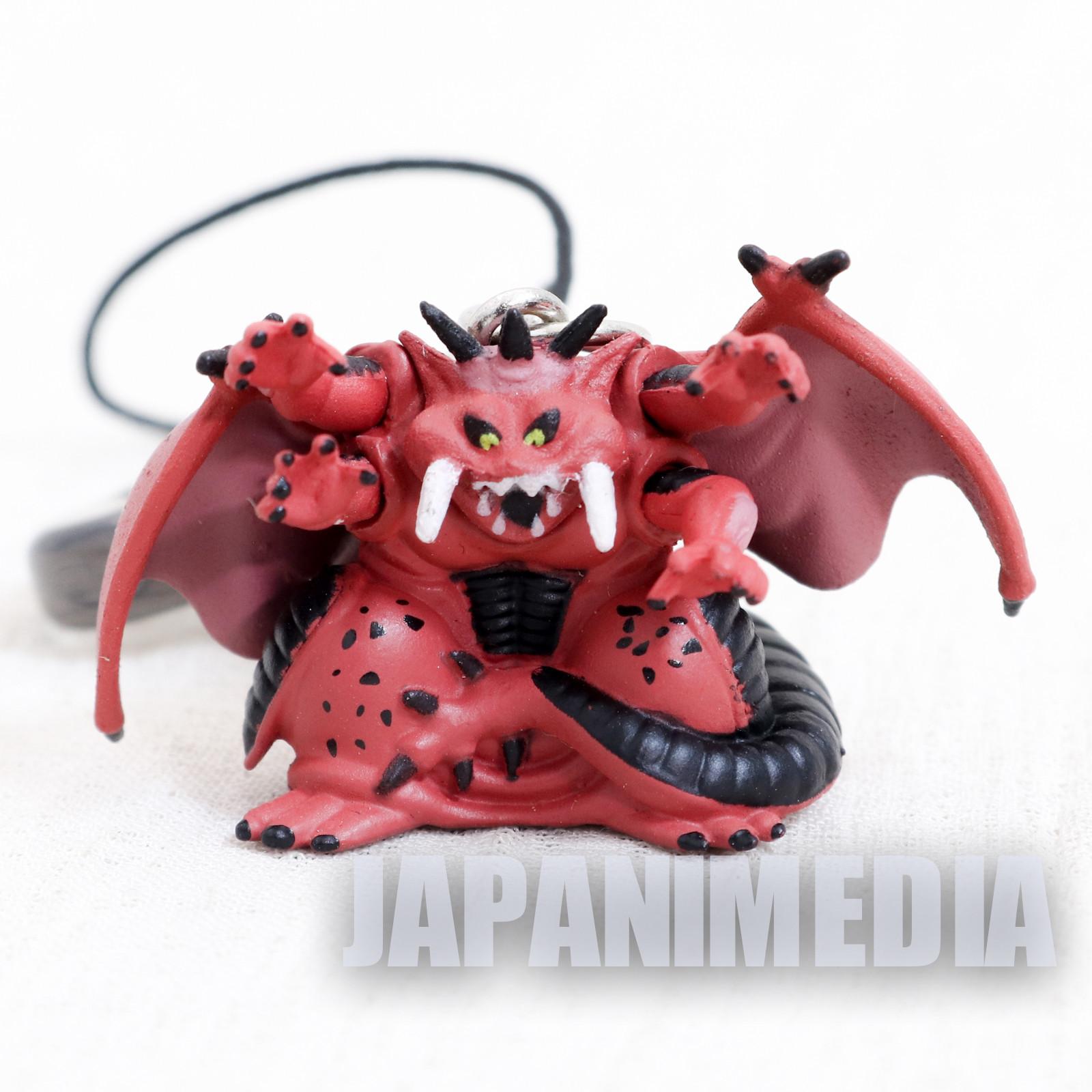 Dragon Quest Nimzo Petit Figure Strap JAPAN GAME WARRIOR