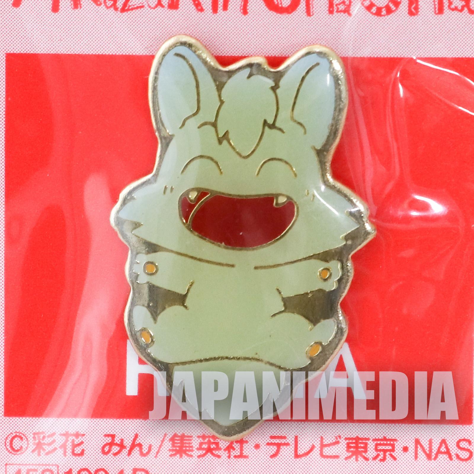 Akazukin Chacha Wolf Riiya Metal Pins JAPAN ANIME