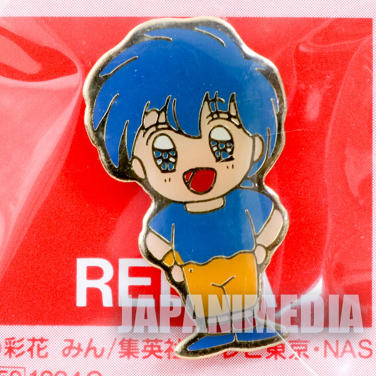Akazukin Chacha Riiya Metal Pins JAPAN ANIME