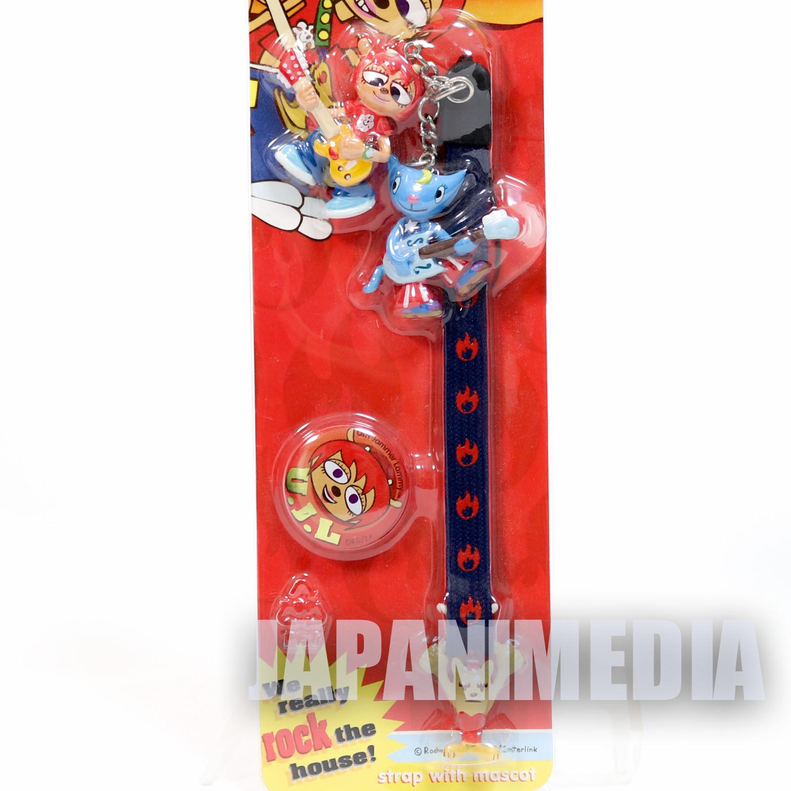 RARE! UmJammer Lammy Figure Strap JAPAN ANIME GAME 2