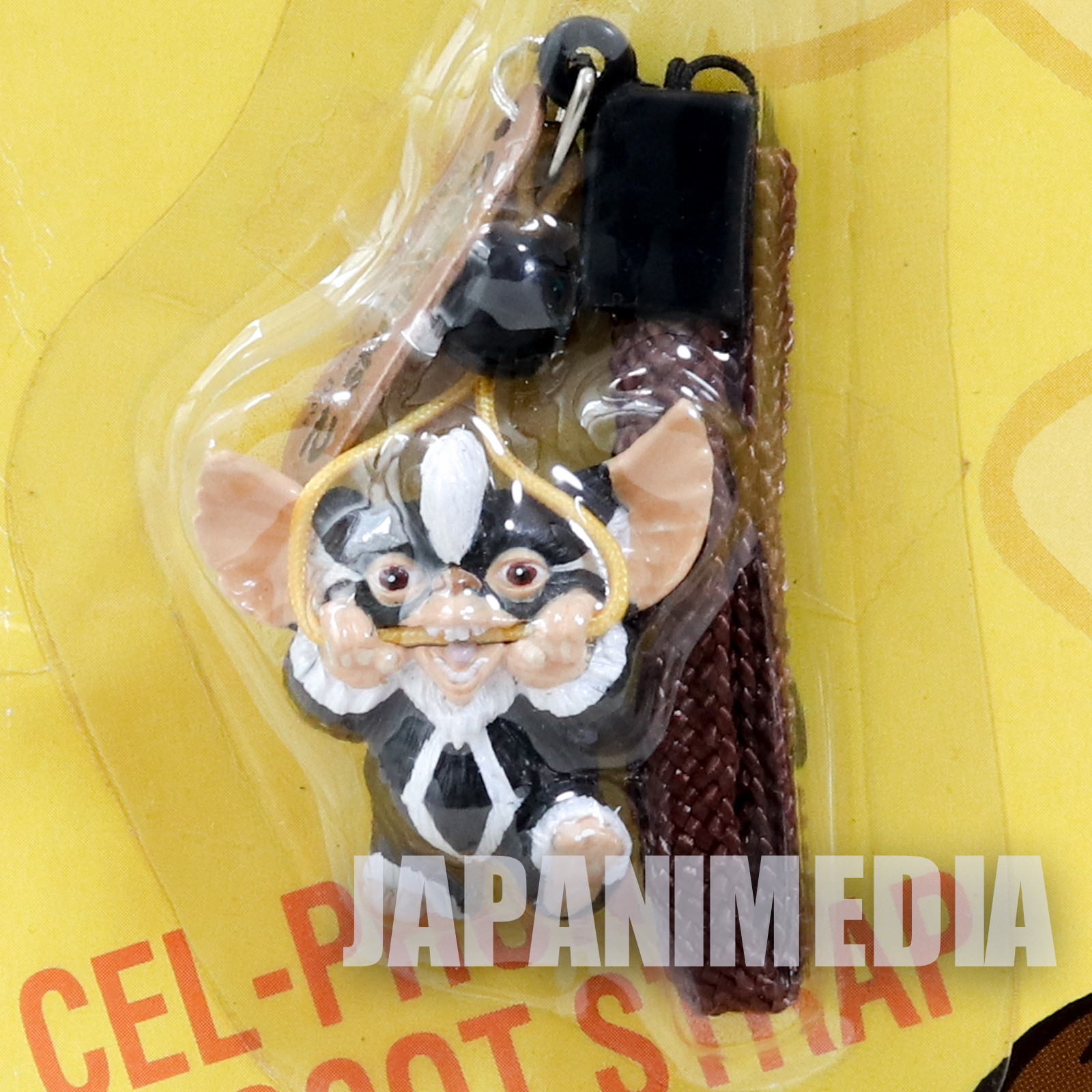 Gremlins 2 The New Batch Mohawk Figure Mobile Strap Jun Planning JAPAN