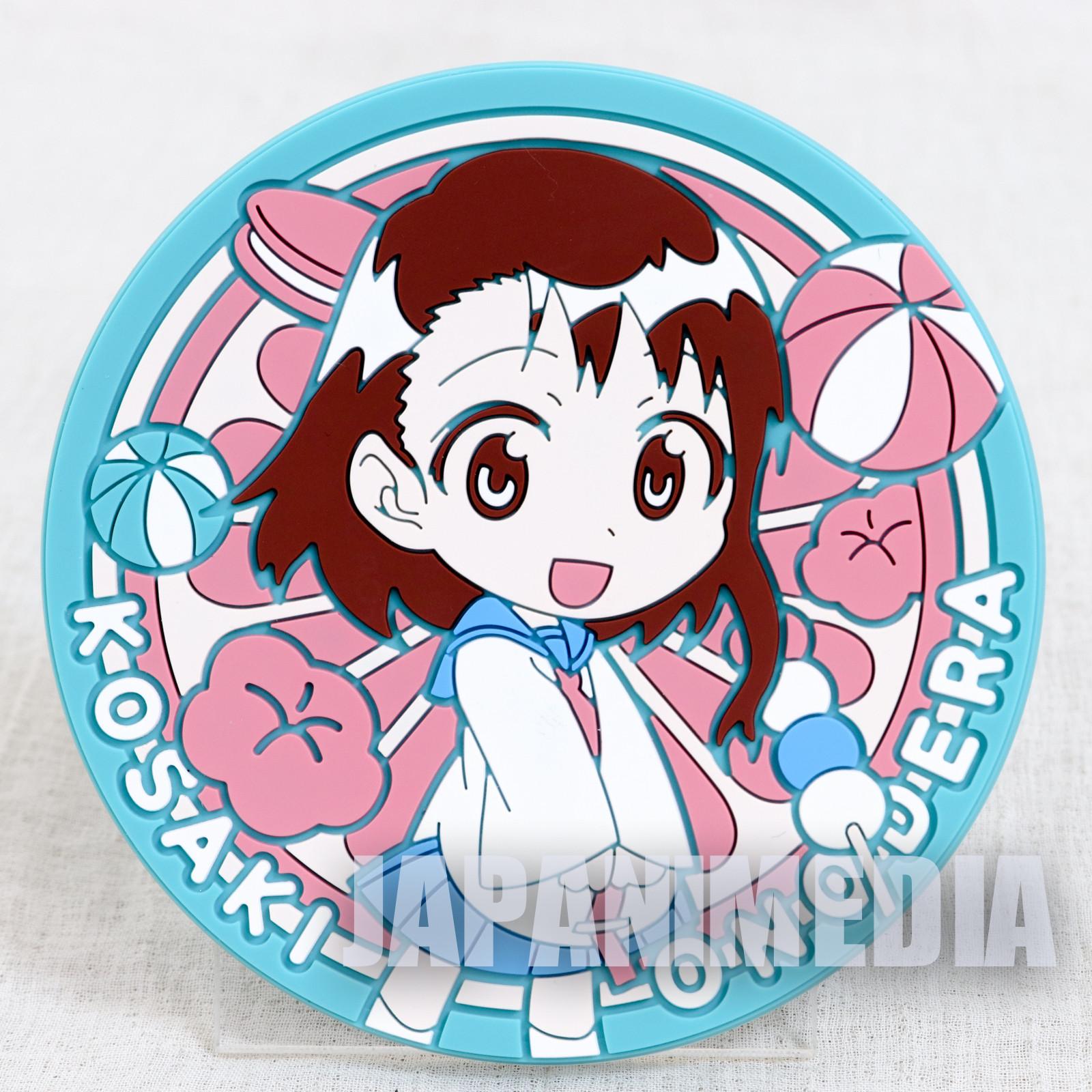 RARE! Nisekoi Rubber Coaster Kosaki Onodera JAPAN ANIME