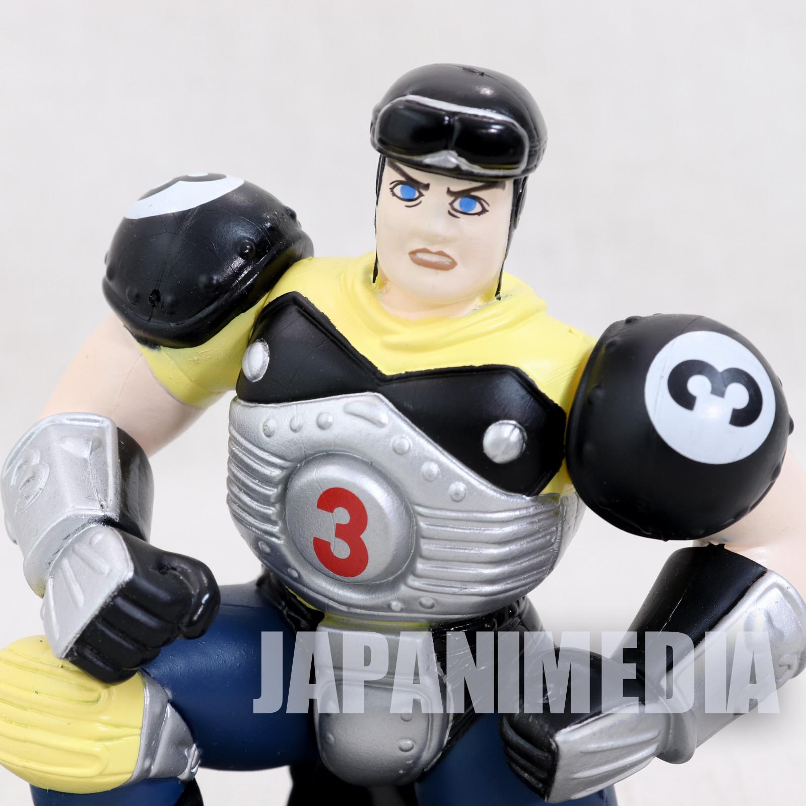 RARE! Fighting Vipers Sanman Figure SEGA JAPAN GAME