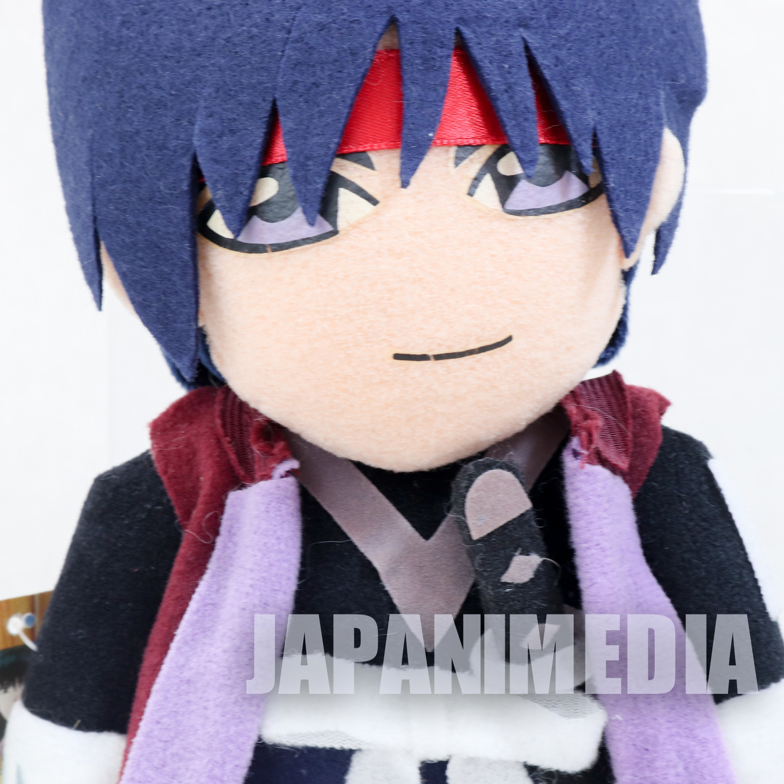 Rurouni Kenshin Sozo Sagara Plush Doll JAPAN ANIME