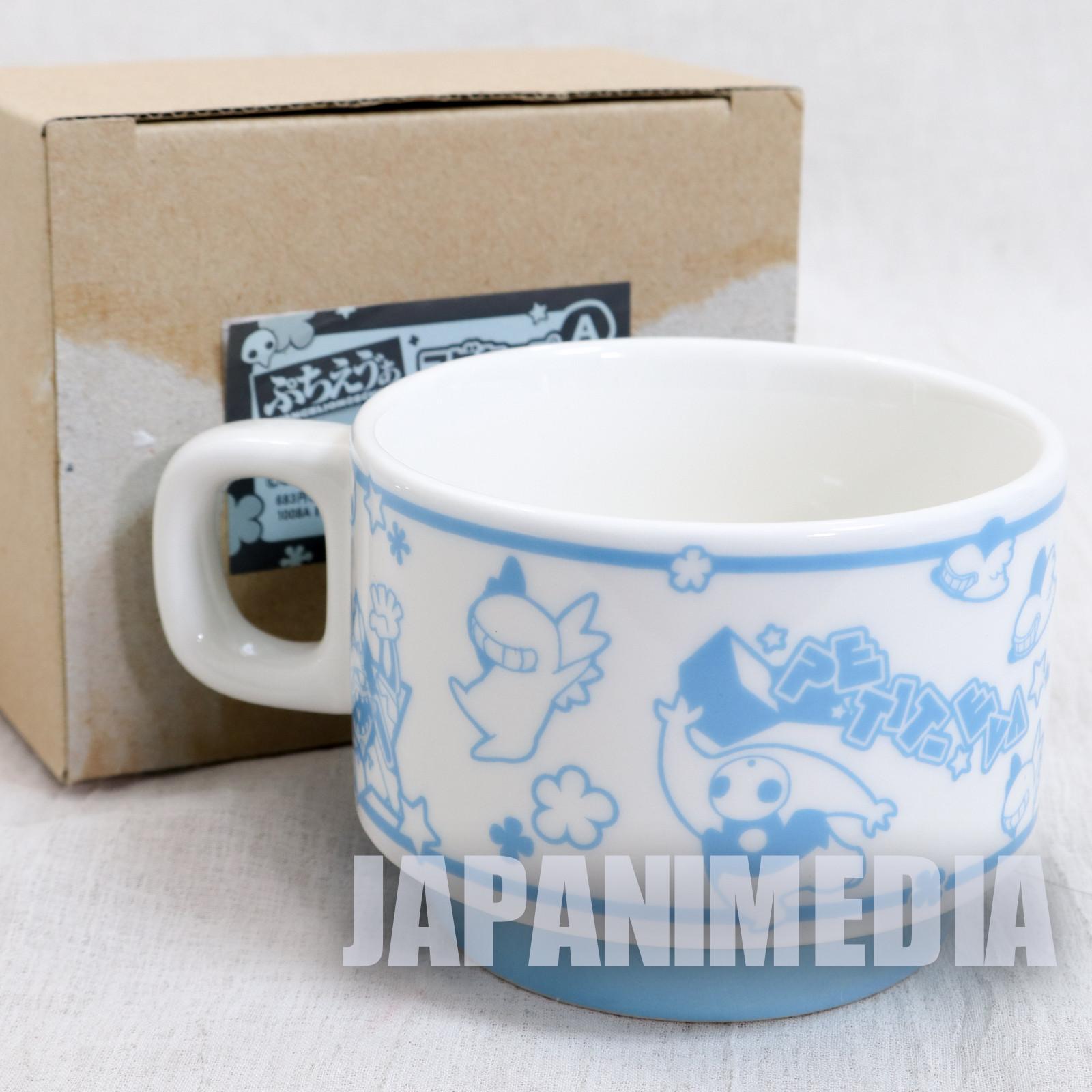 RARE! Evangelion Petit-Eva Mug JAPAN ANIME MANGA