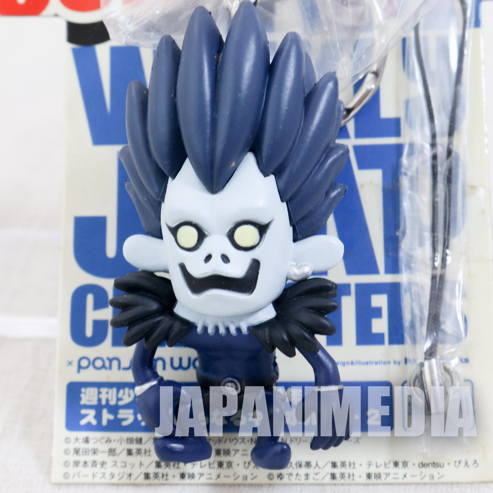 Death Note Shinigami Ryuk Figure Keychain JAPAN ANIME MANGA SHONEN JUMP