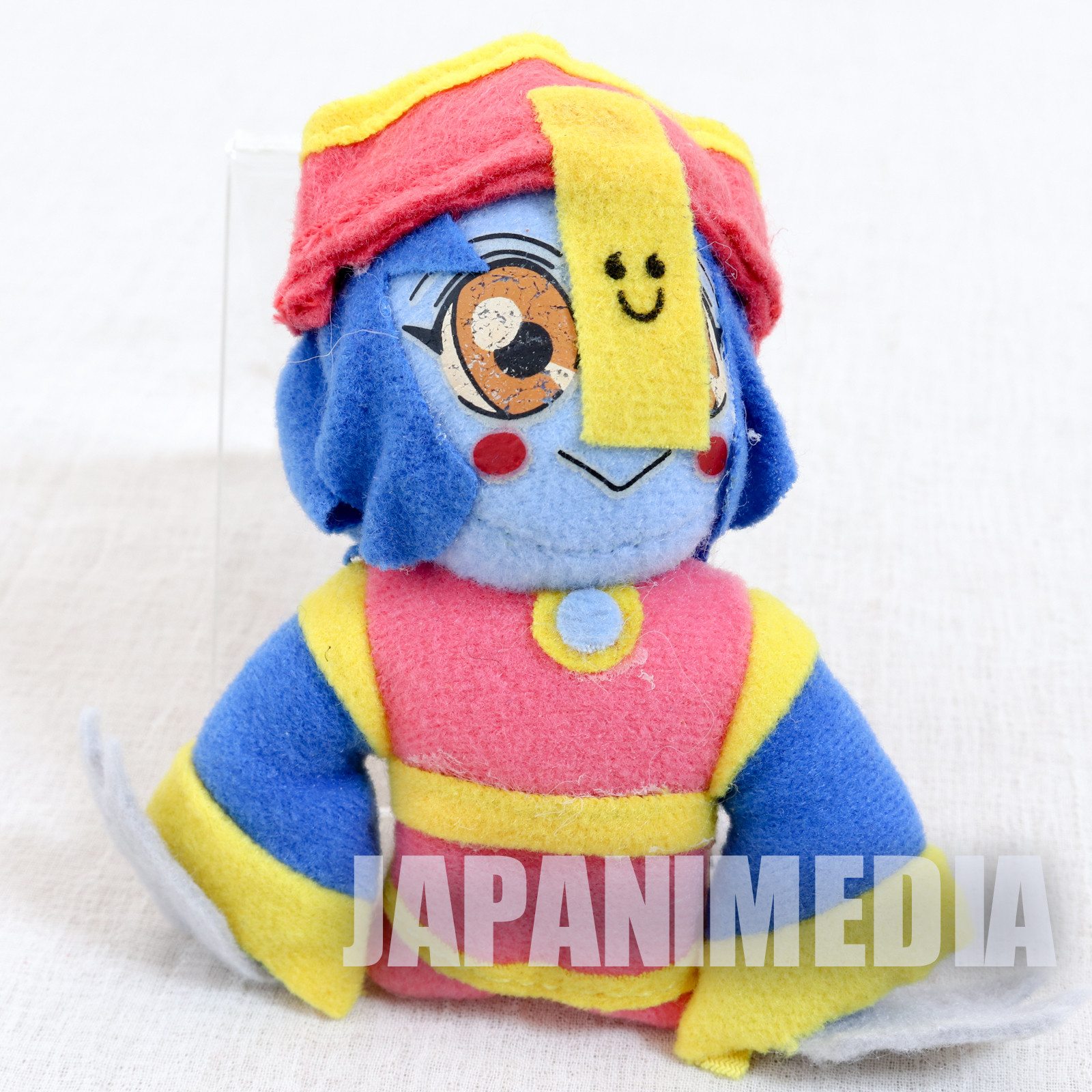 Darkstalkers (Vampire) Lei-Lei Small Plush Doll Keychain JAPAN HUNTER SAVIOR