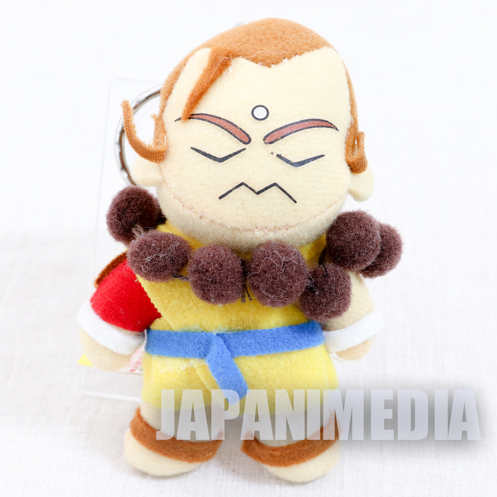 Darkstalkers (Vampire) Donovan Baine Small Plush Doll Keychain HUNTER SAVIOR