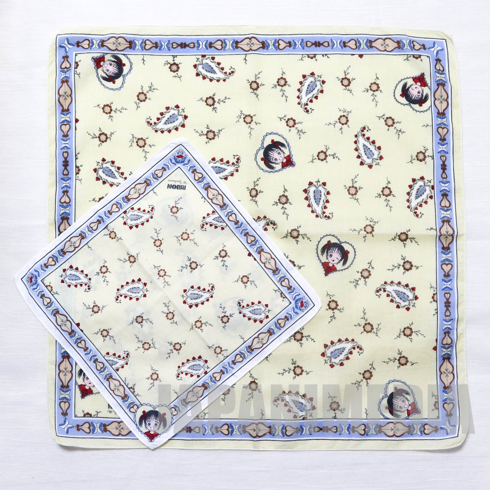 Marmalade Boy Handkerchief & Bandana Set [Miki Koishikawa] JAPAN ANIME