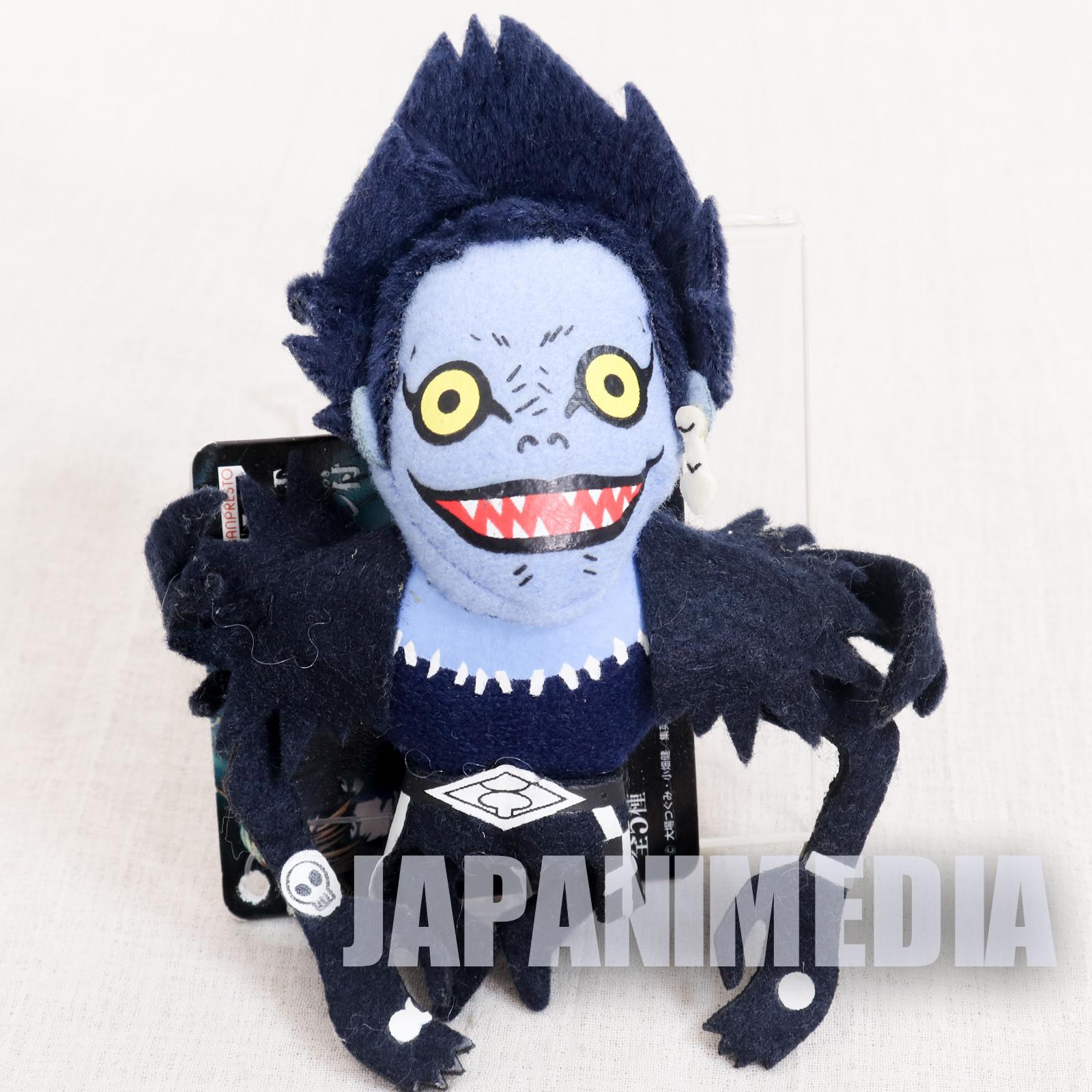 Death Note Ryuk Weekly Jump Plush doll Mascot Ballchain JAPAN