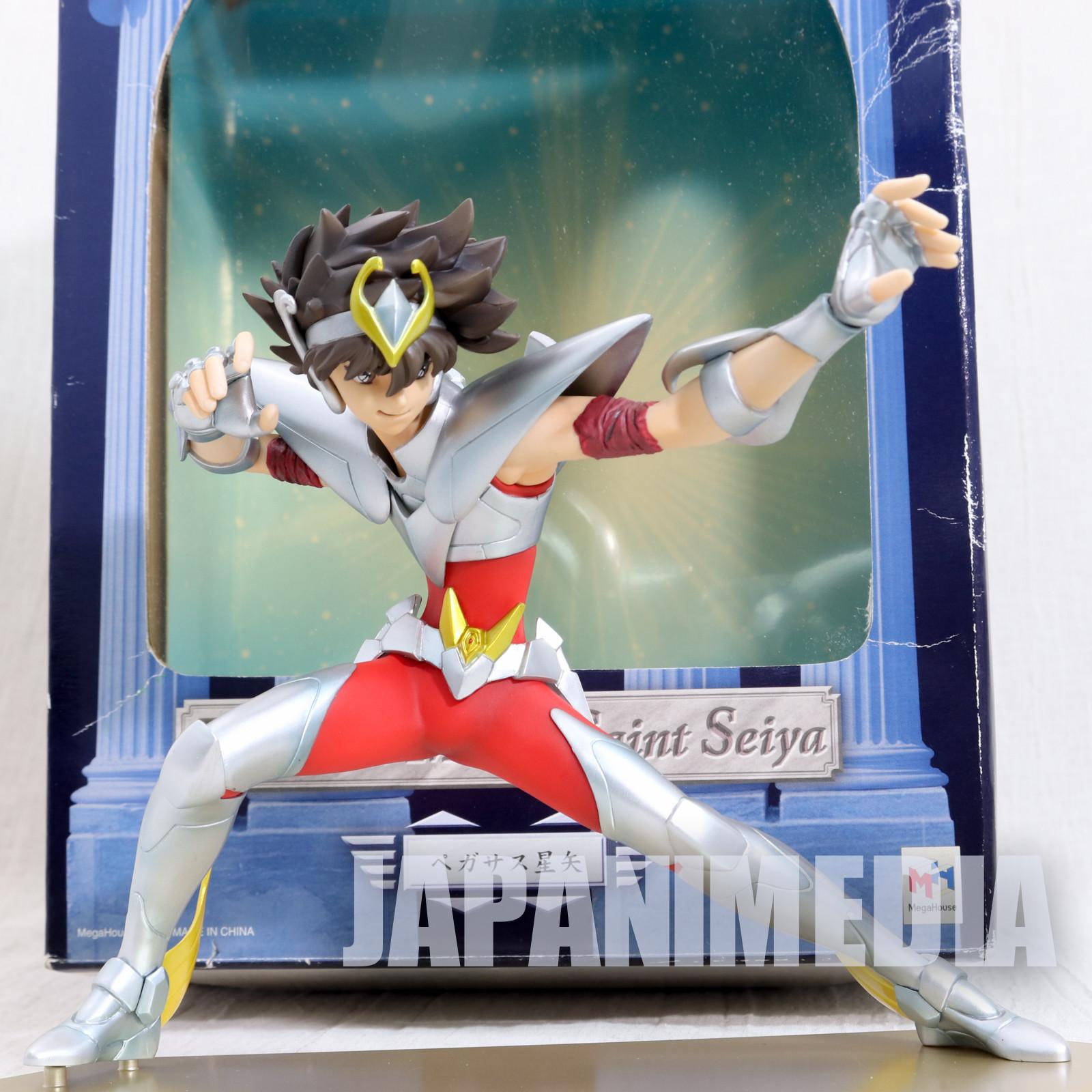 Saint Seiya Bronze Saint Pegasus Seiya Excellent Model Figure Megahouse JAPAN