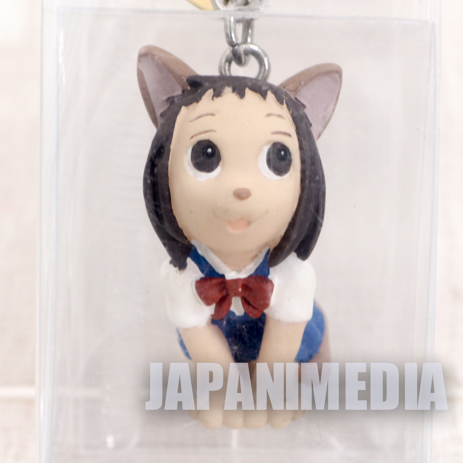 The Cat Return Haru Yoshioka (Cat ver.)  Figure Keychain Ghibli JAPAN ANIME