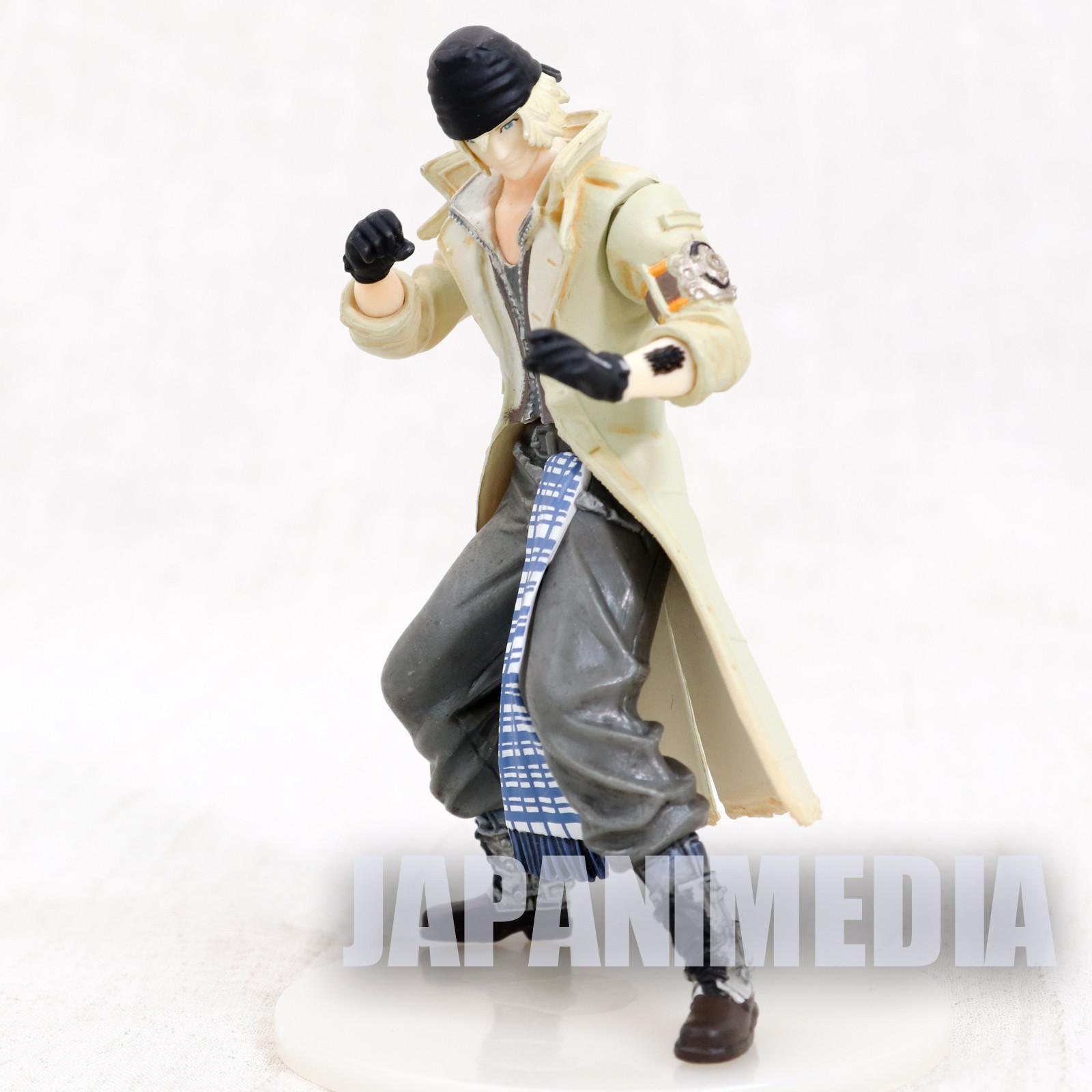 Final Fantasy VIII 8 Snow Villiers Mini Figure JAPAN SQUARE ENIX